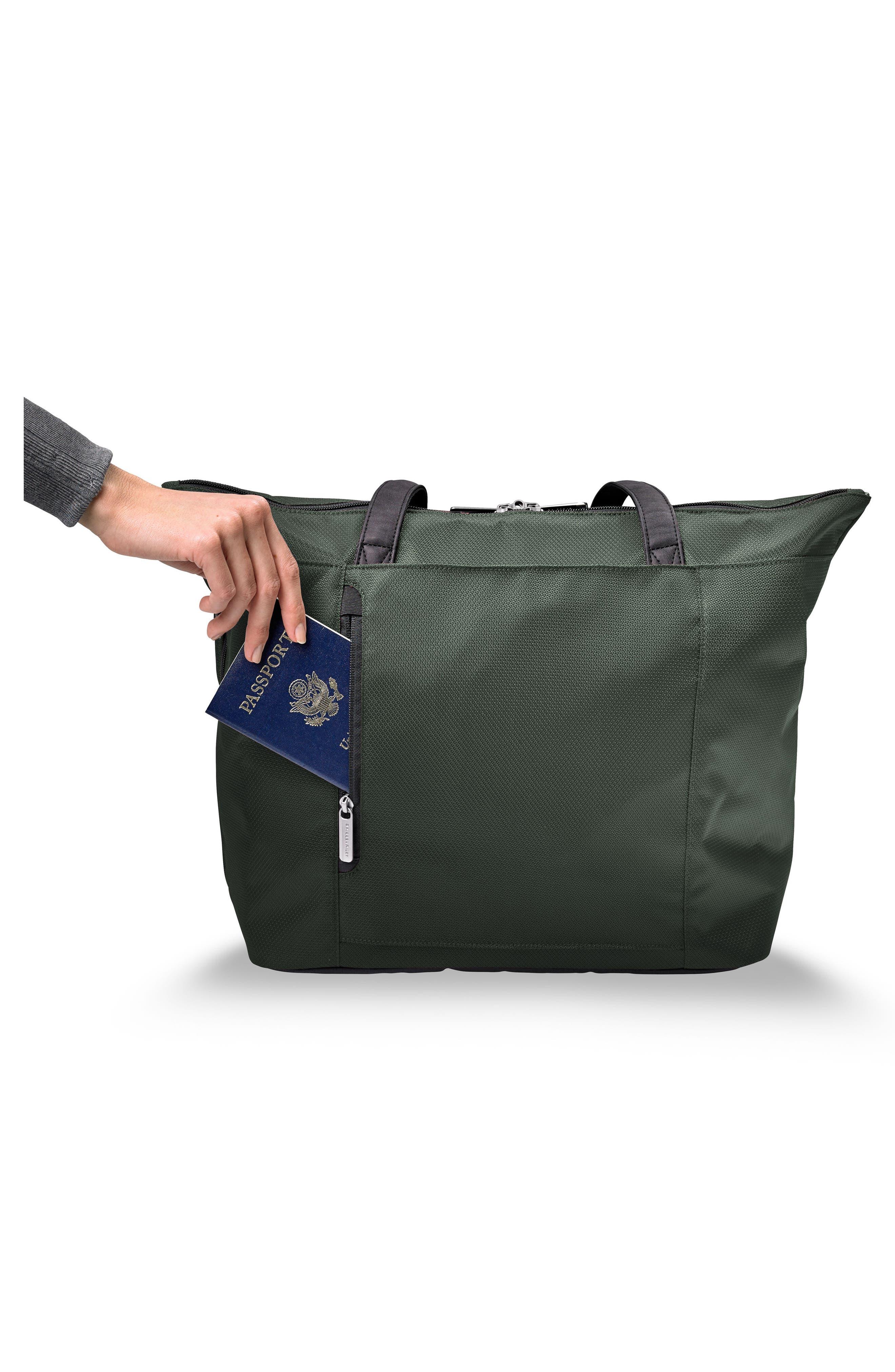 Transcend 400 Tote Bag,                             Alternate thumbnail 6, color,                             Rainforest Green