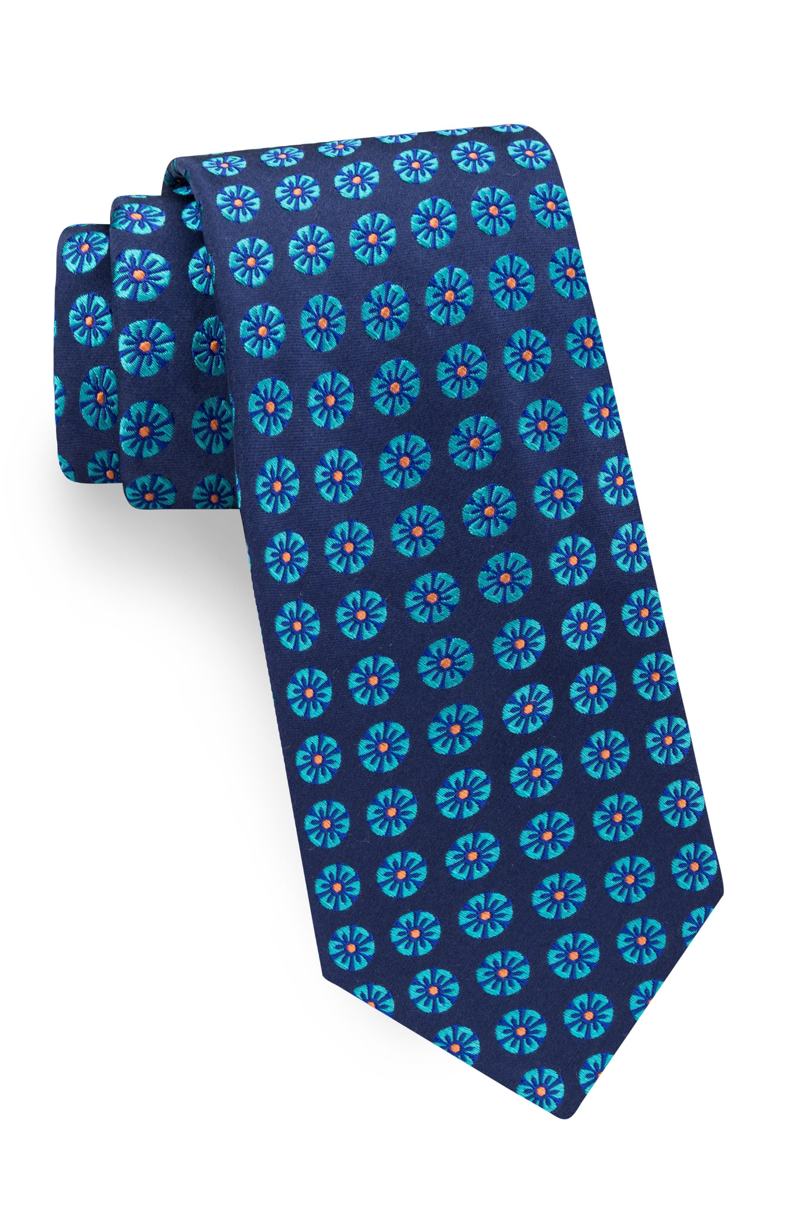 TED BAKER LONDON Fiorellino Silk Tie