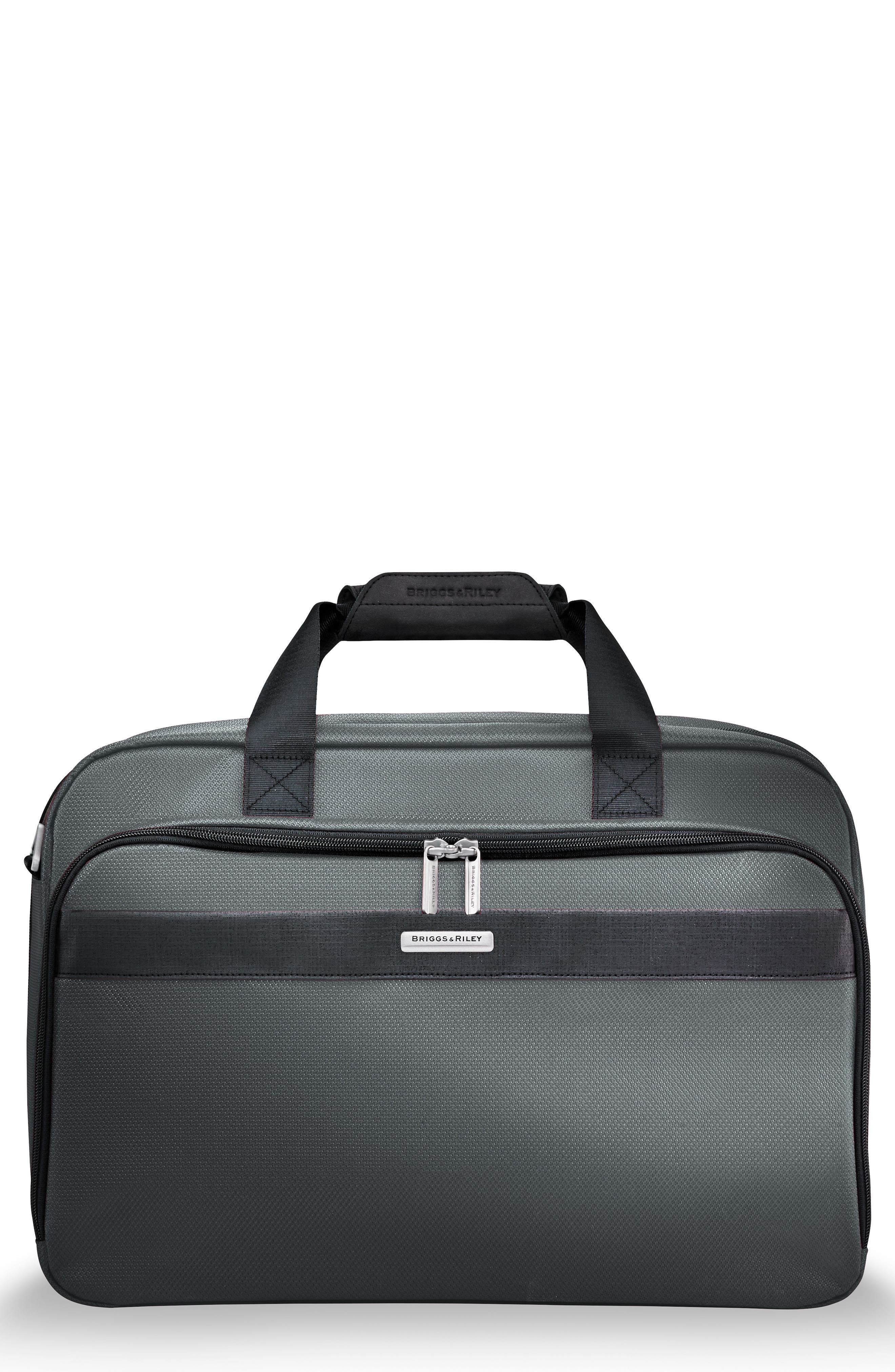 Transcend 400 Cabin Bag,                         Main,                         color, Slate Grey
