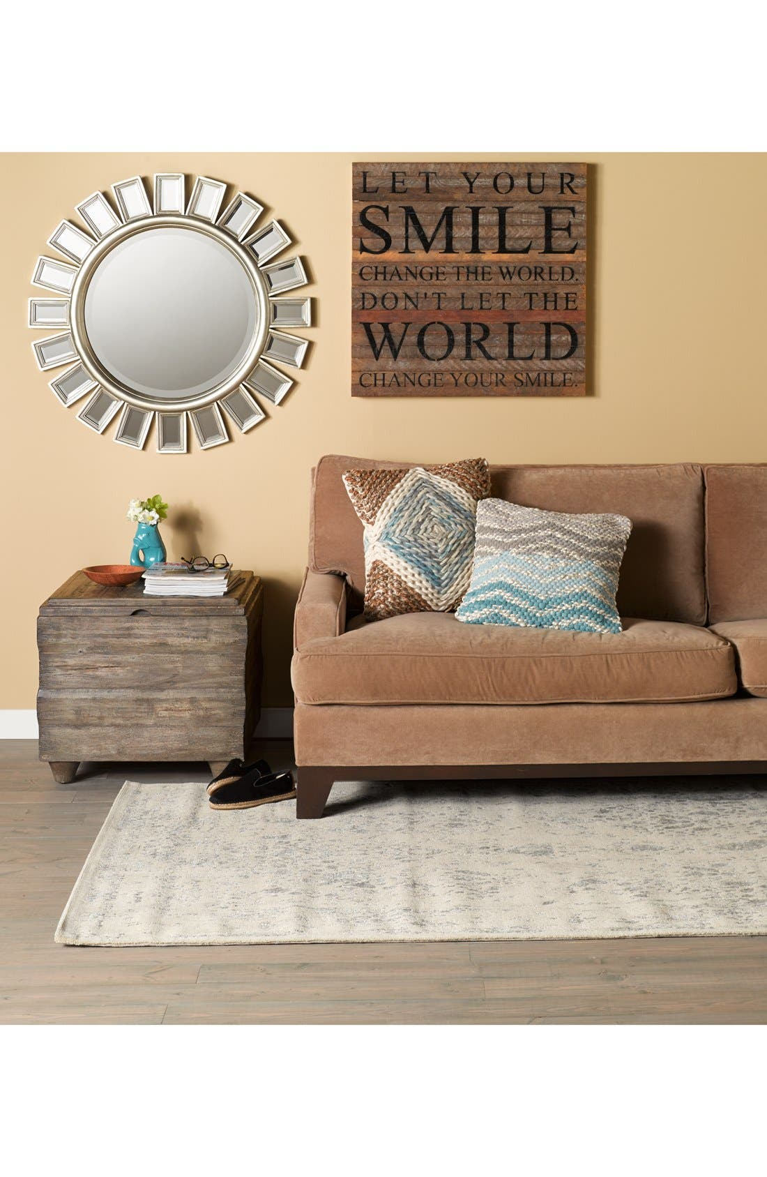Alternate Image 4  - Uttermost 'Cyrus' Round Mirror