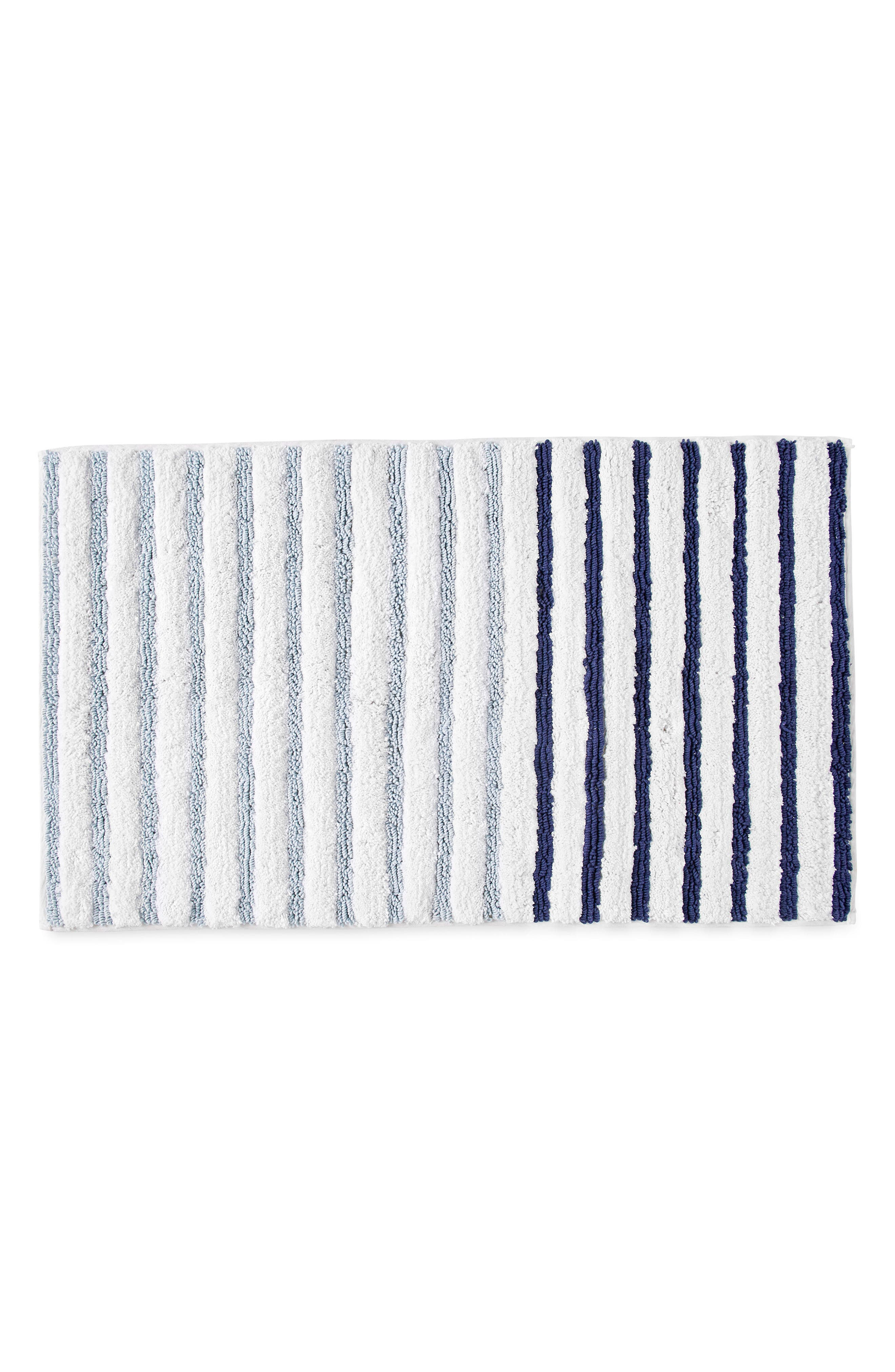 DKNY Stripe Tip Towel