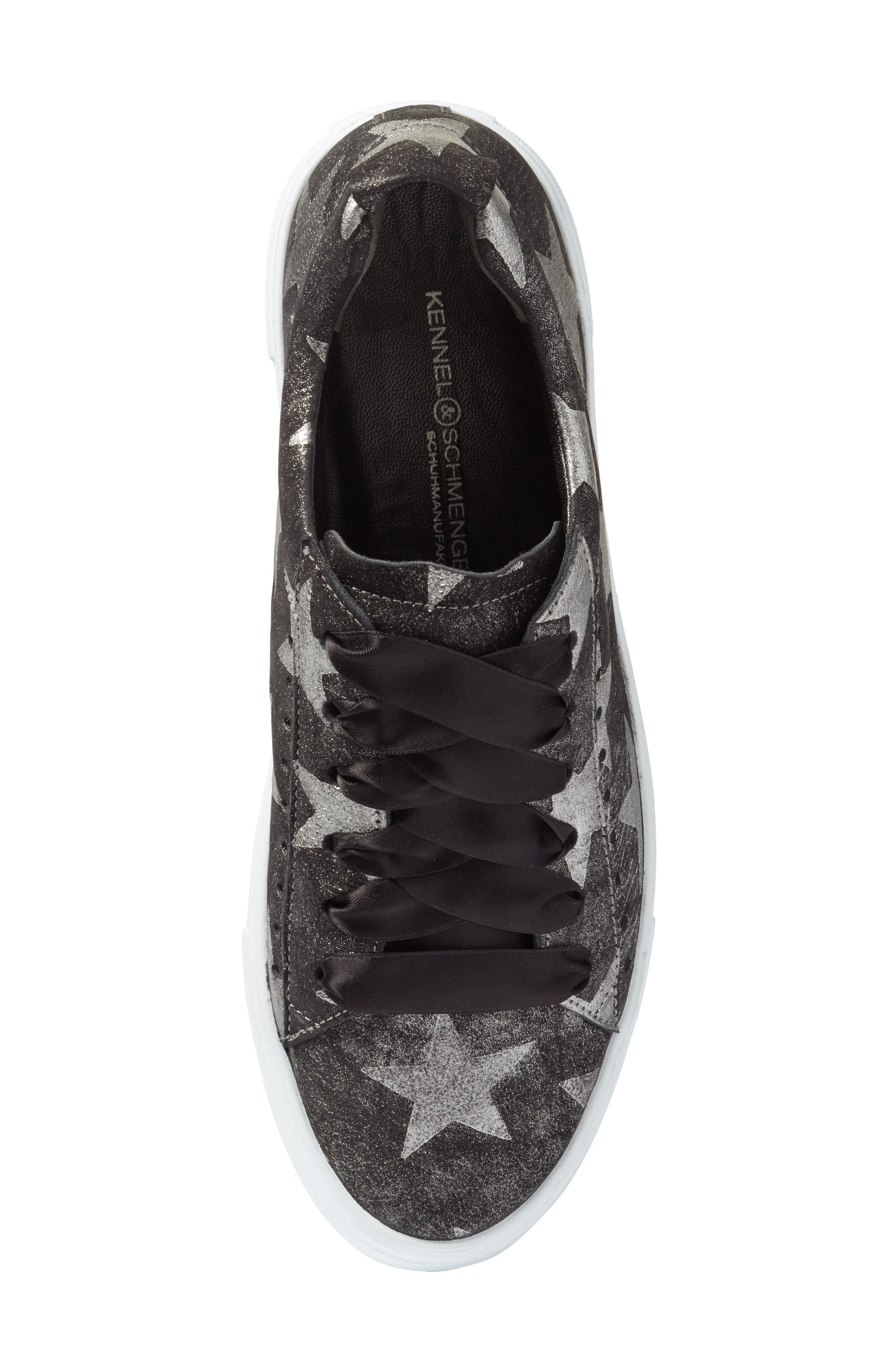 Alternate Image 5  - Kennel & Schmenger Big Star Sneaker (Women)