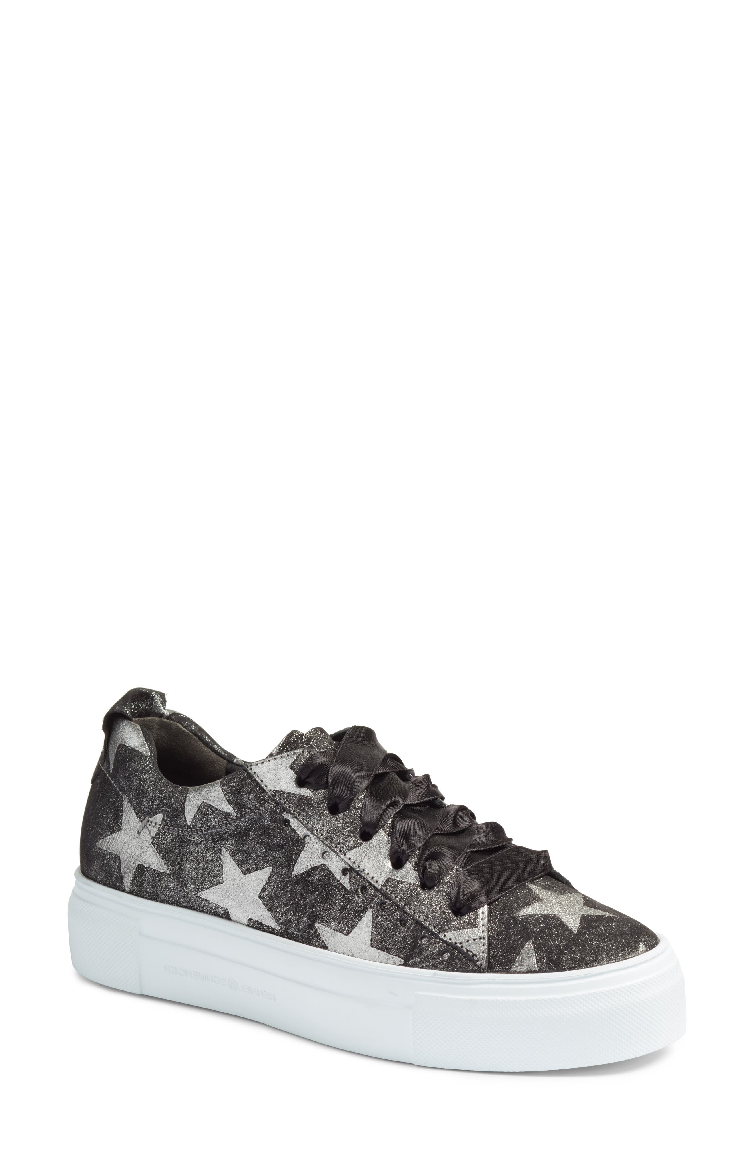 Alternate Image 1 Selected - Kennel & Schmenger Big Star Sneaker (Women)
