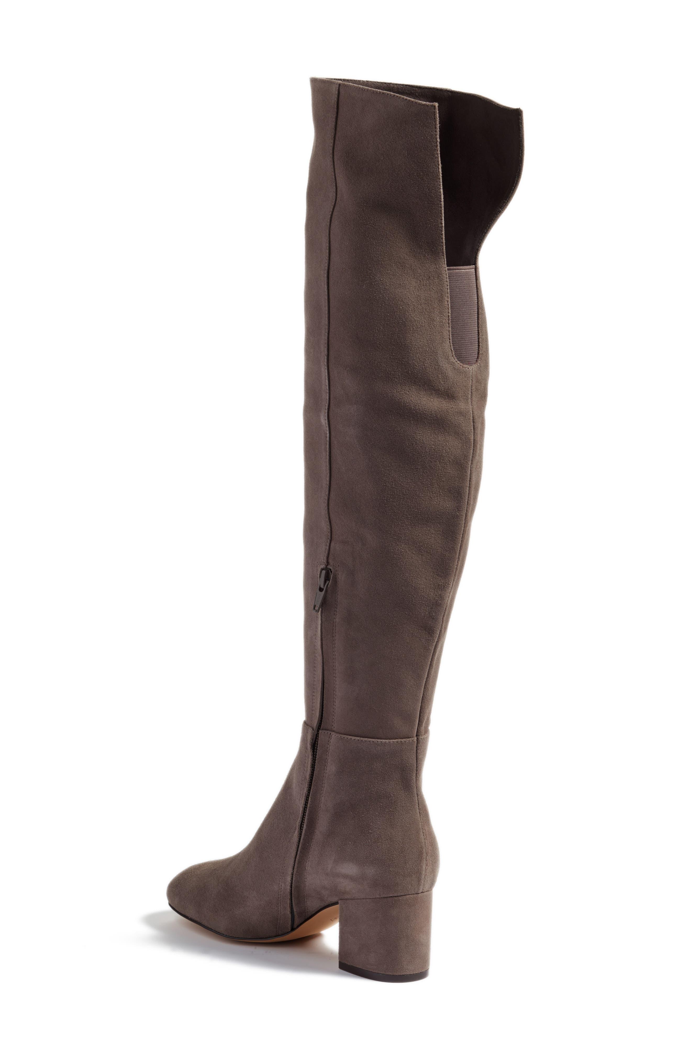 Alternate Image 2  - Halogen® Scarlett Over the Knee Boot (Women)