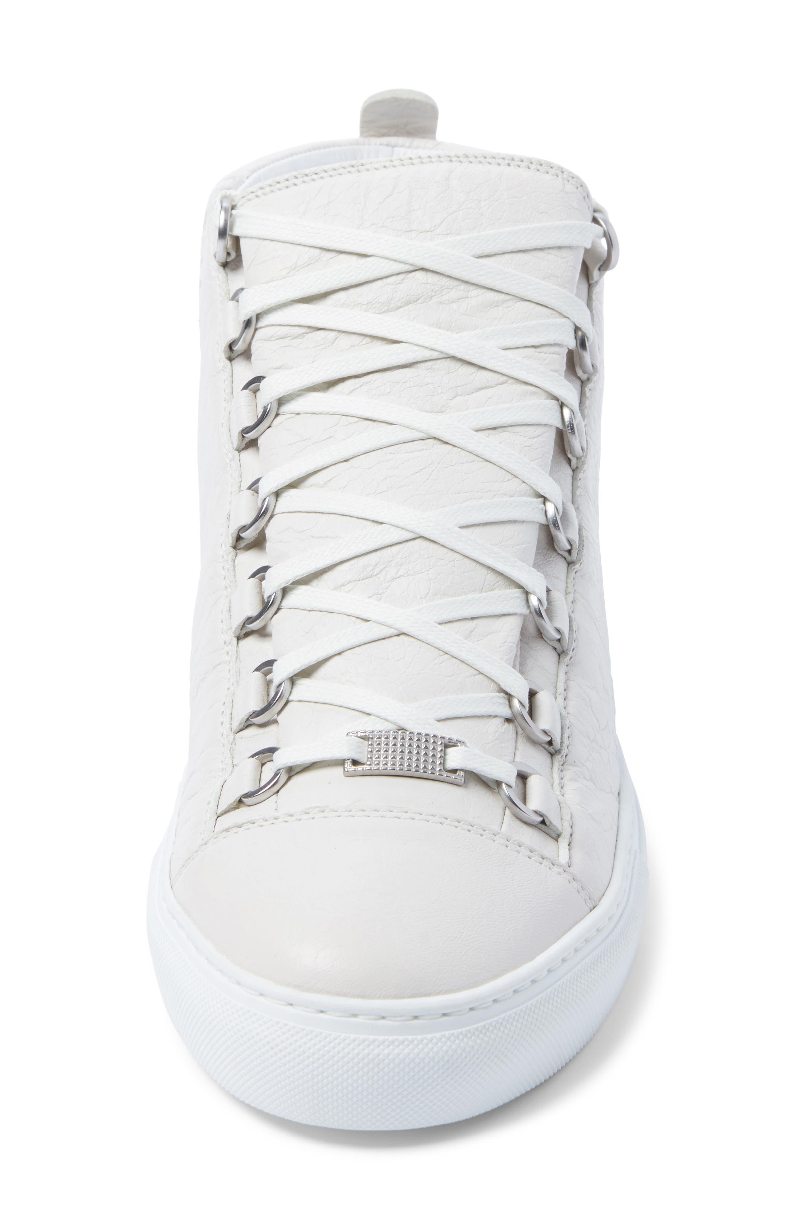 Alternate Image 4  - Balenciaga Arena High Sneaker (Men)