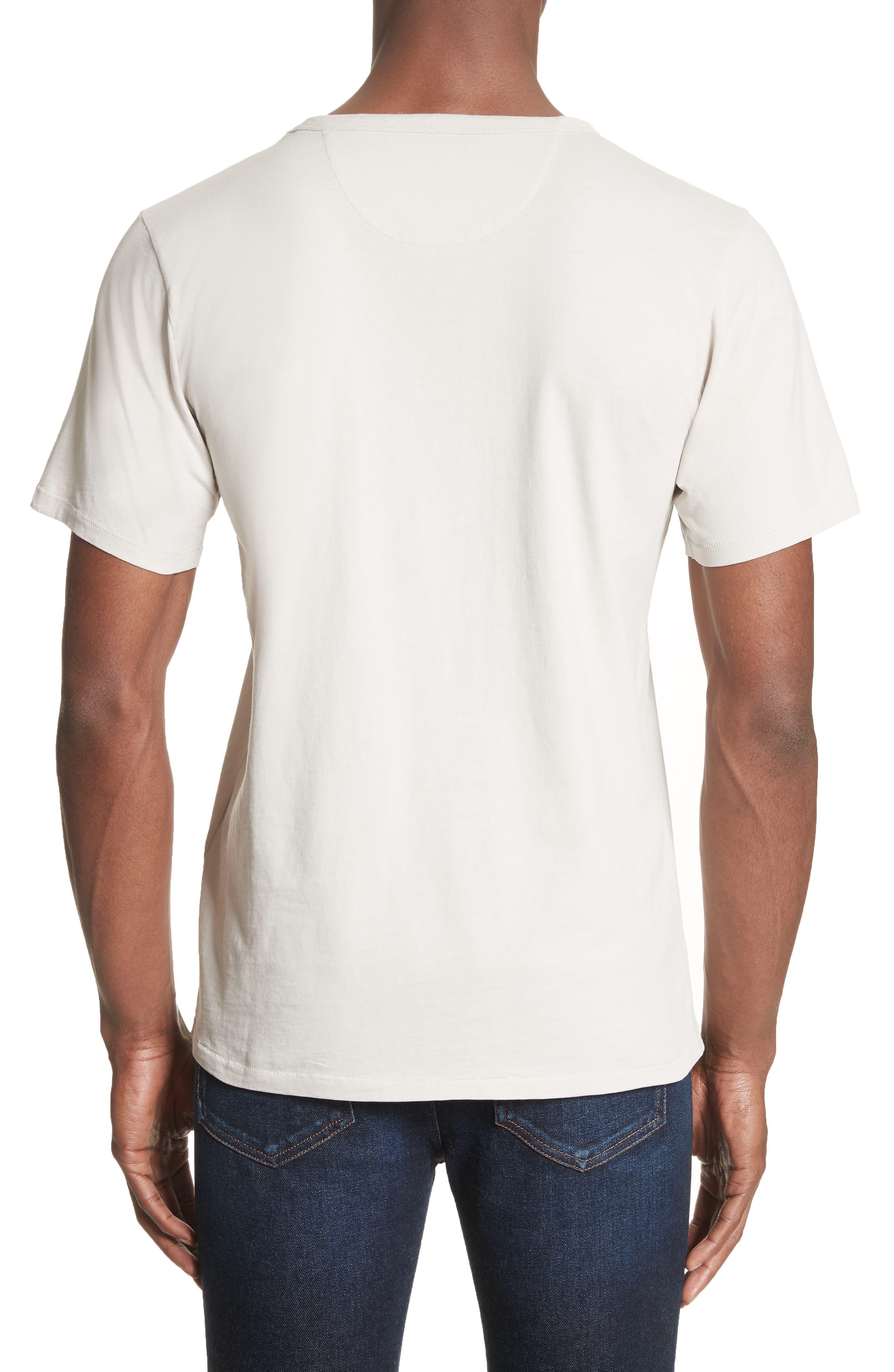 Brandon Pima Cotton T-Shirt,                             Alternate thumbnail 2, color,                             Dune