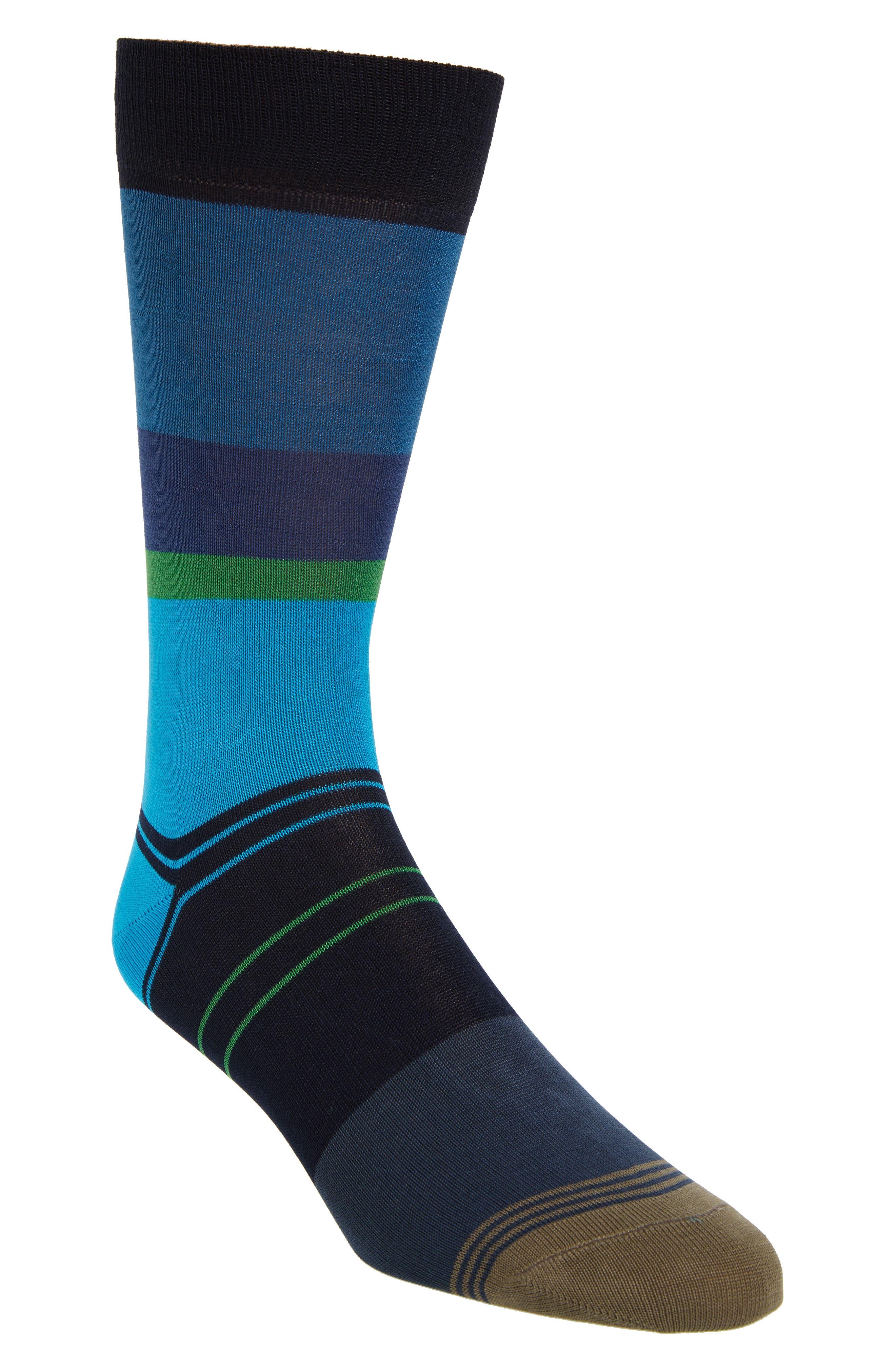 Paul Smith Gabriel Stripe Socks