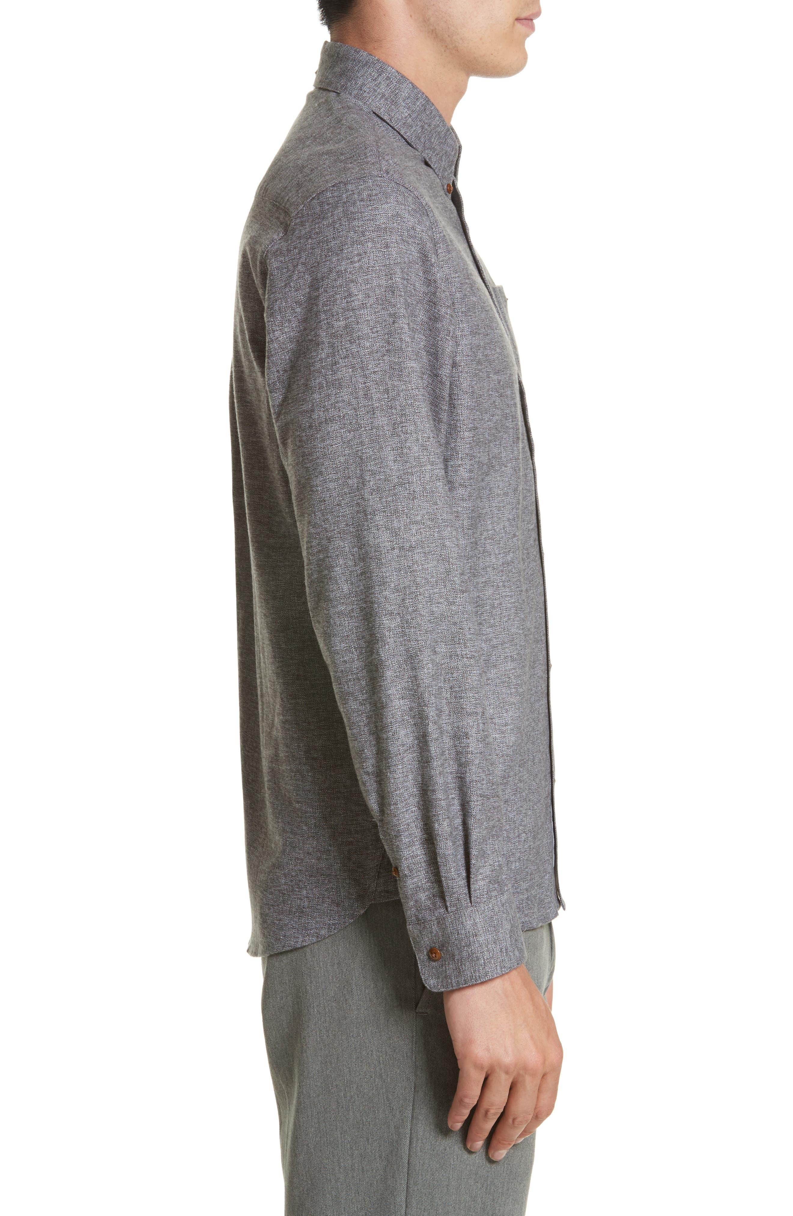 Alternate Image 4  - Carhartt Work in Progress Cram Sport Shirt