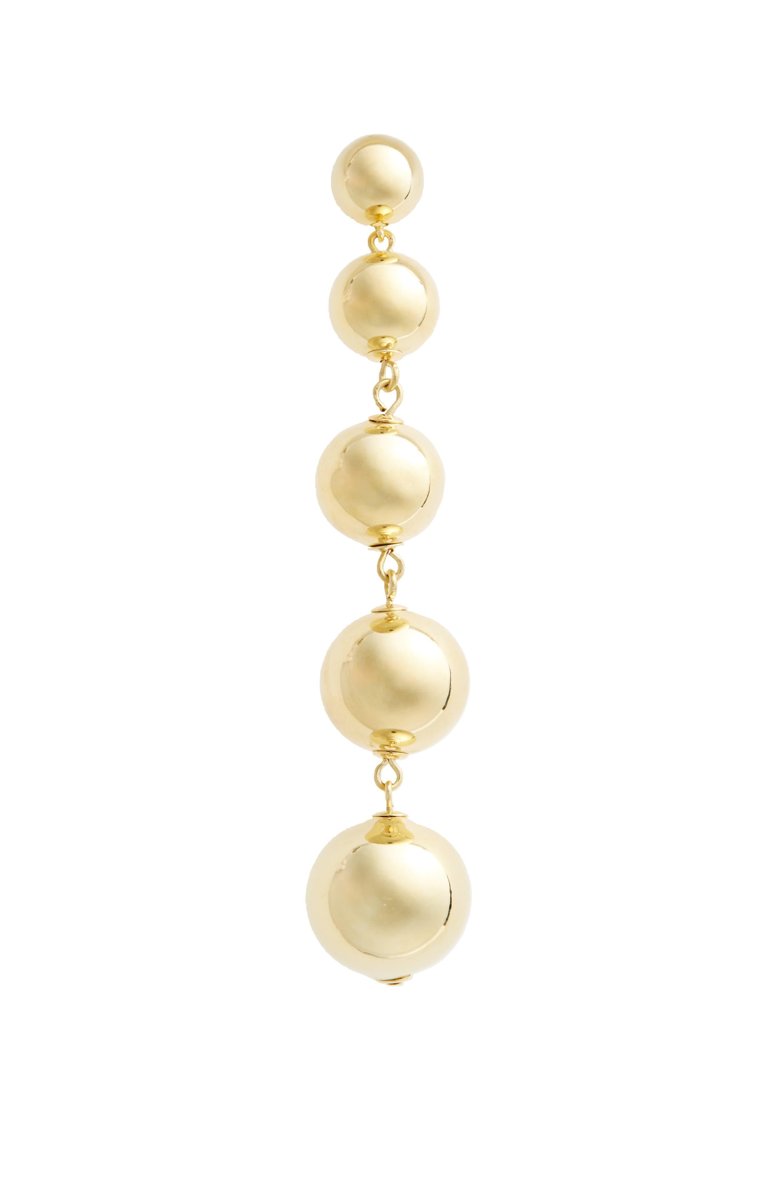 Alternate Image 1 Selected - kate spade new york linear statement earrings