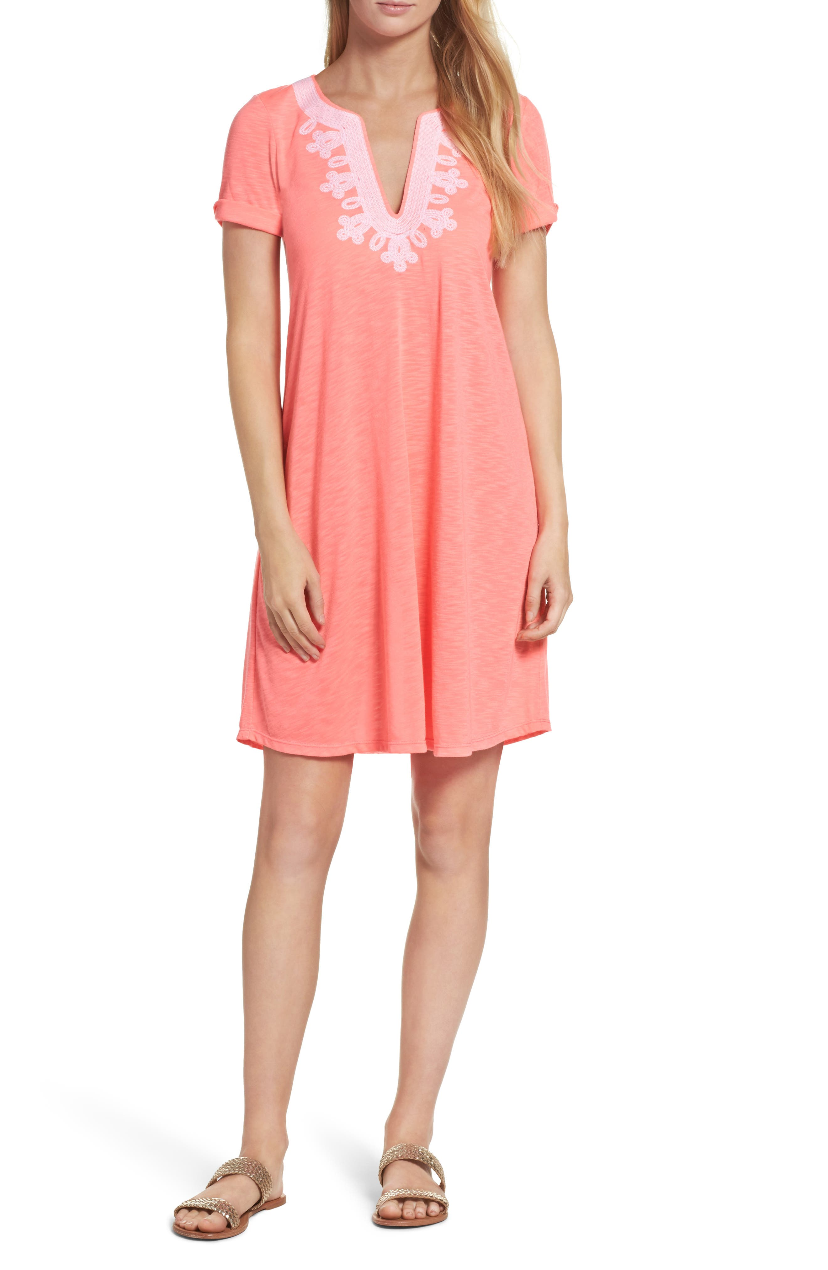 LILLY PULITZER<SUP>®</SUP> Maisy T-Shirt Dress