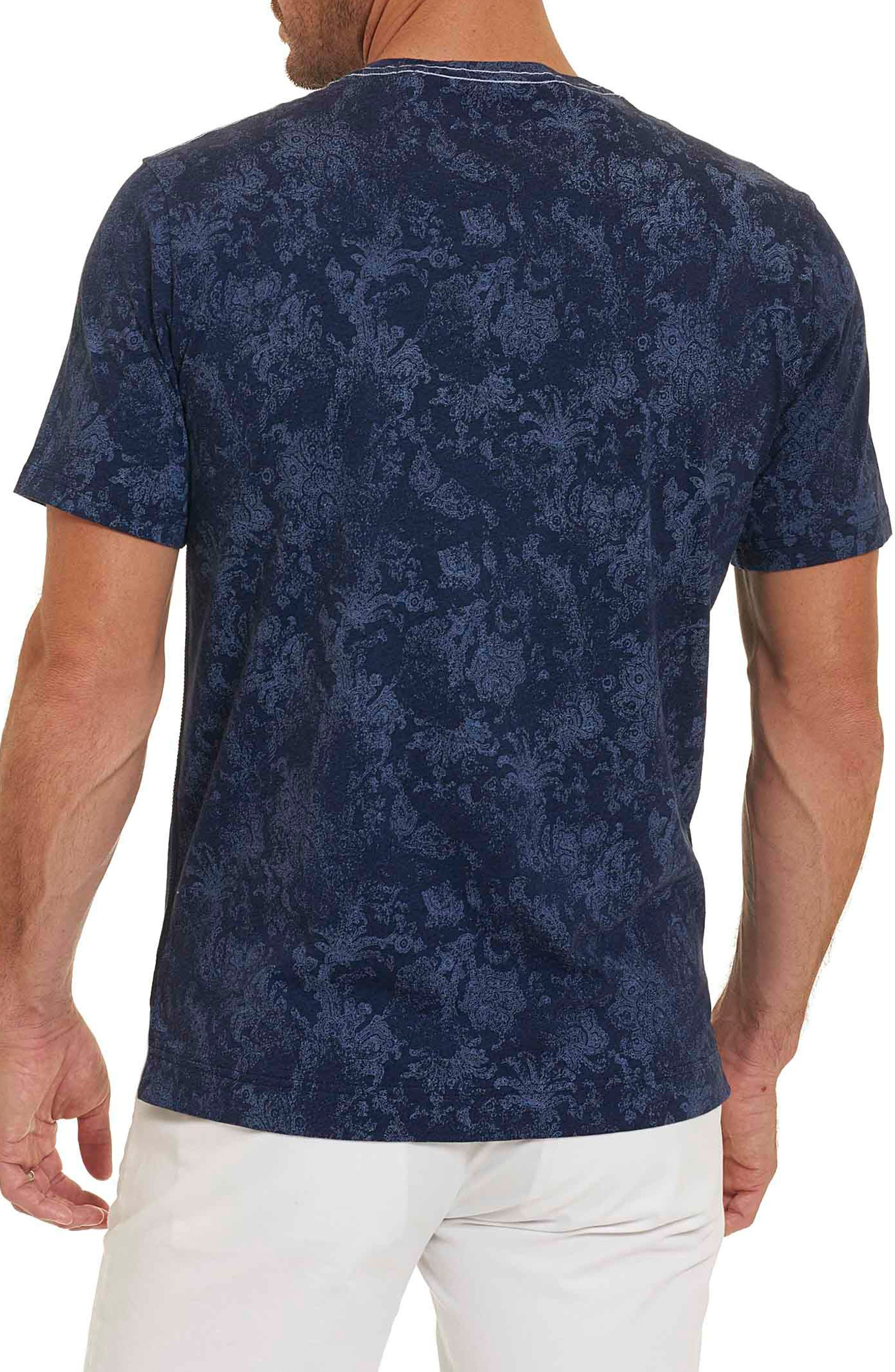 Alternate Image 2  - Robert Graham Rosemead Print T-Shirt