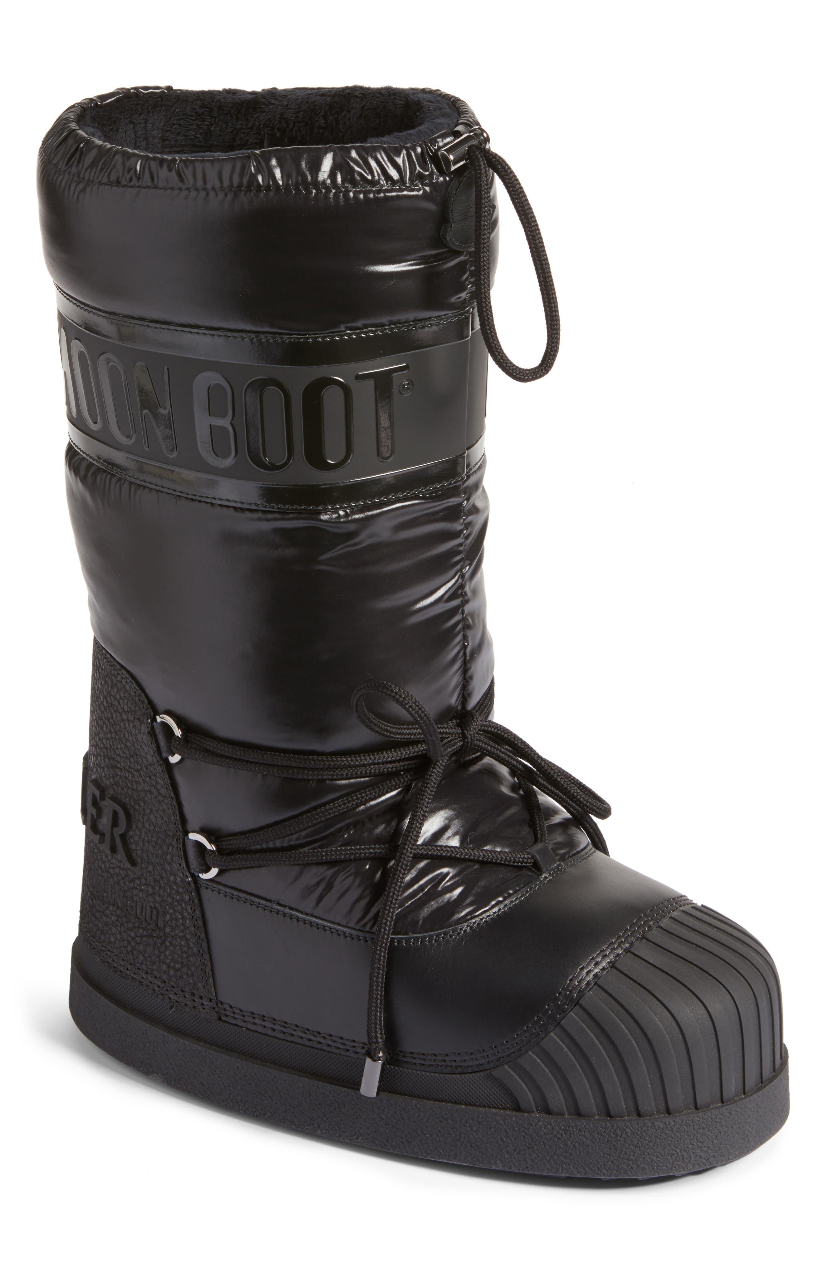 Calvin Klein 205W39NYC Black Venus Moon Boots qIUUvD