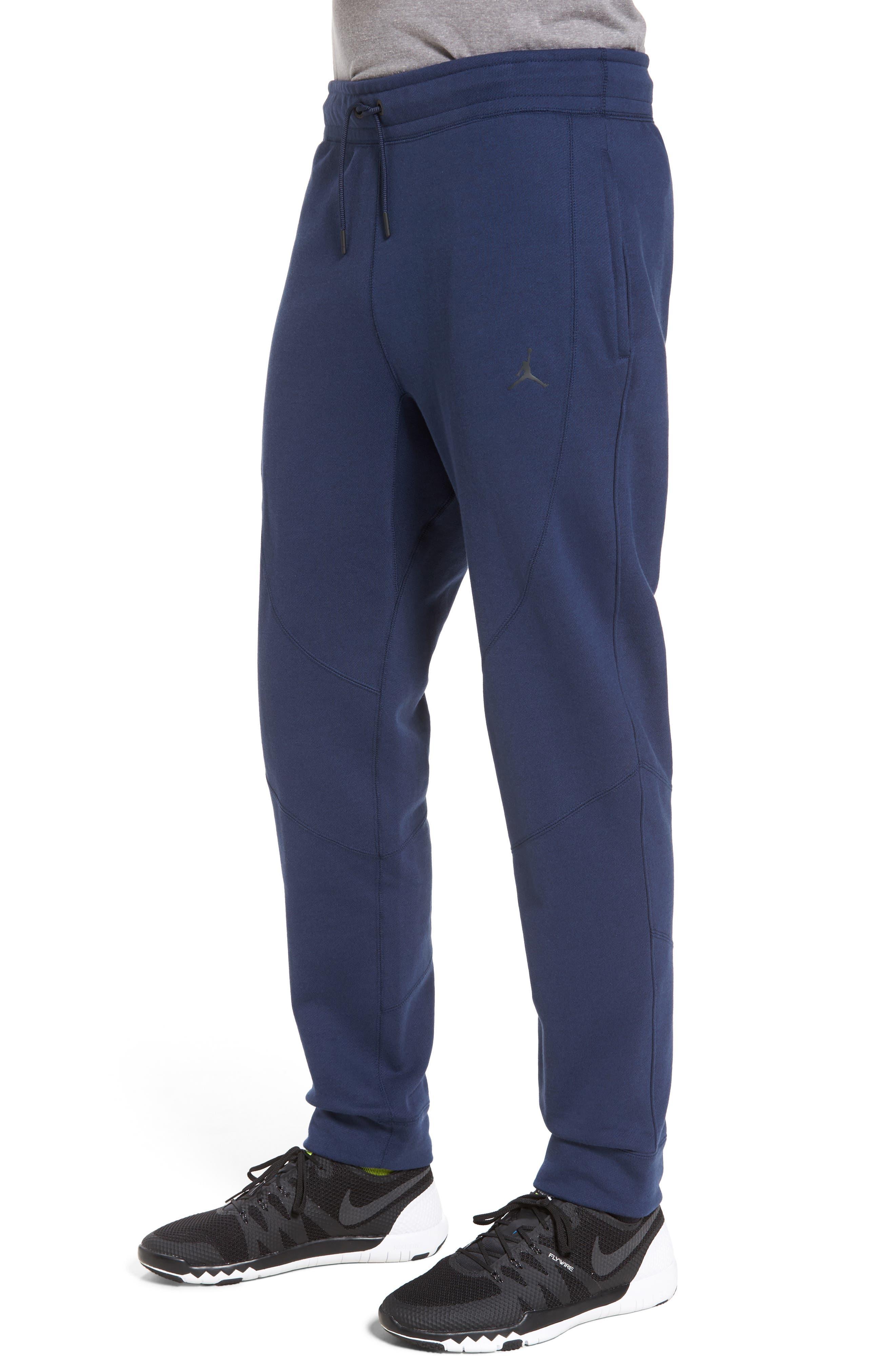 Alternate Image 3  - Nike Jordan Wings Fleece Pants
