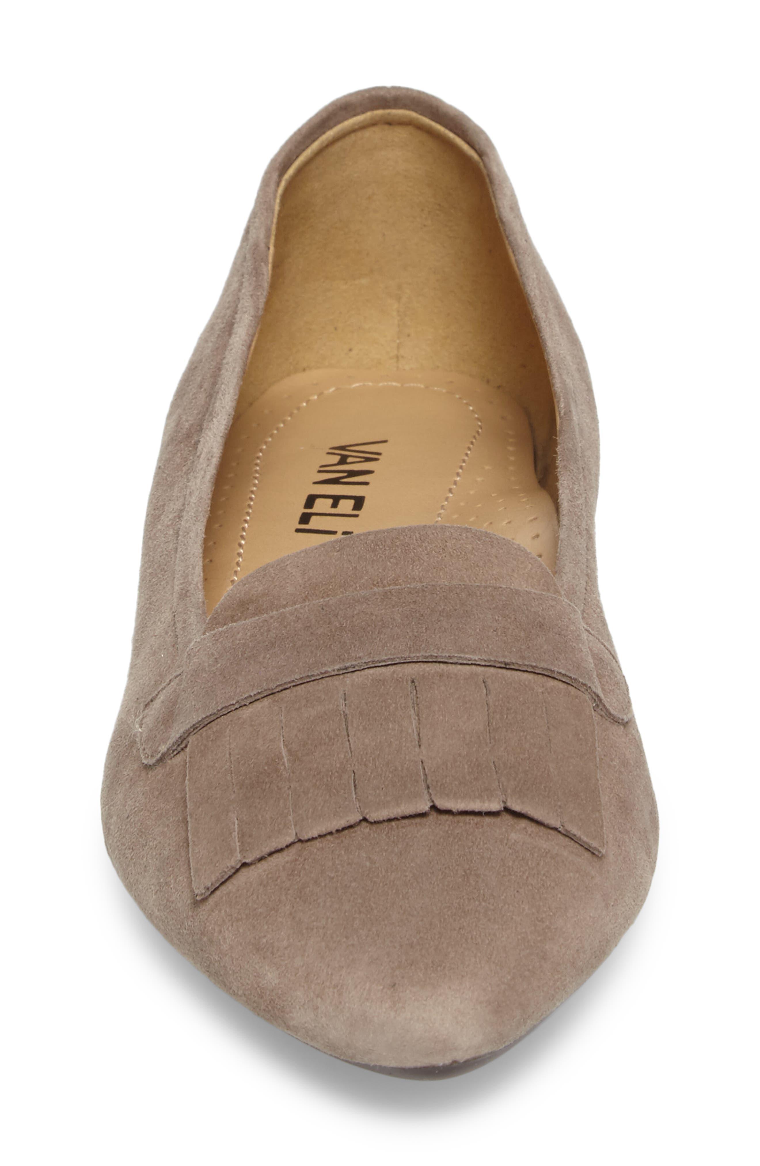 Alternate Image 4  - VANELi Gaea Loafer Flat (Women)