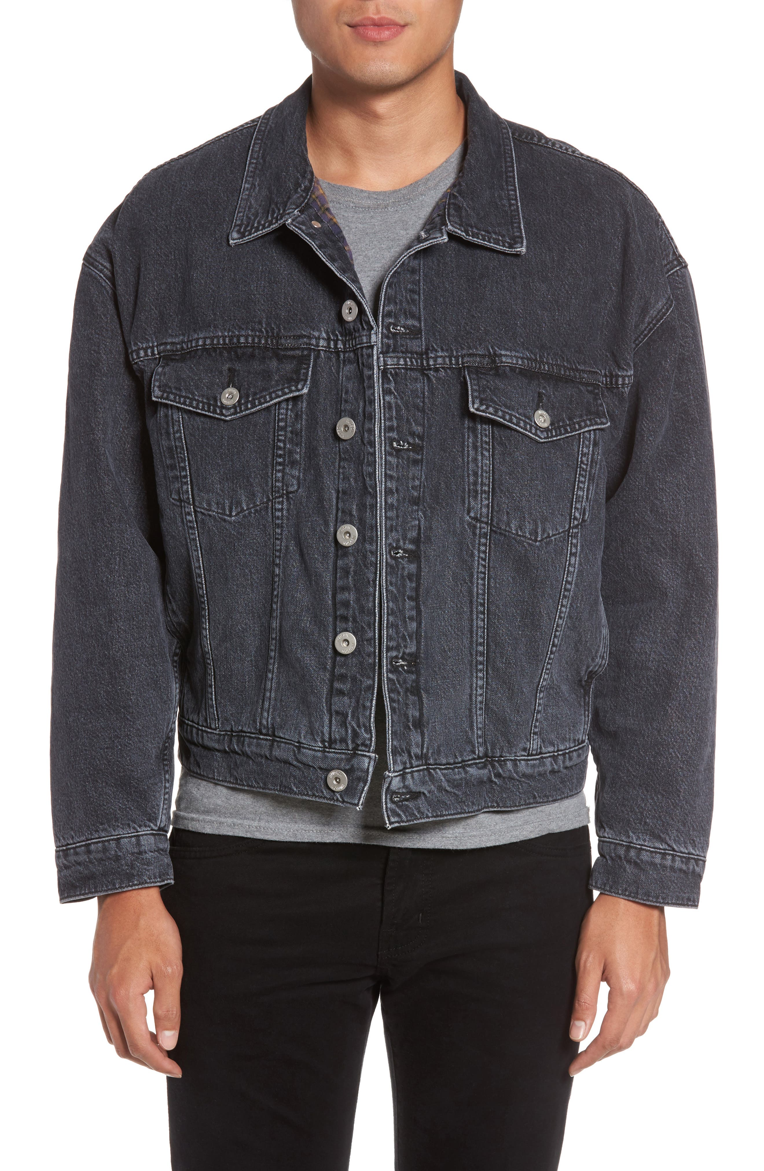 Hudson Jeans Denim Jacket