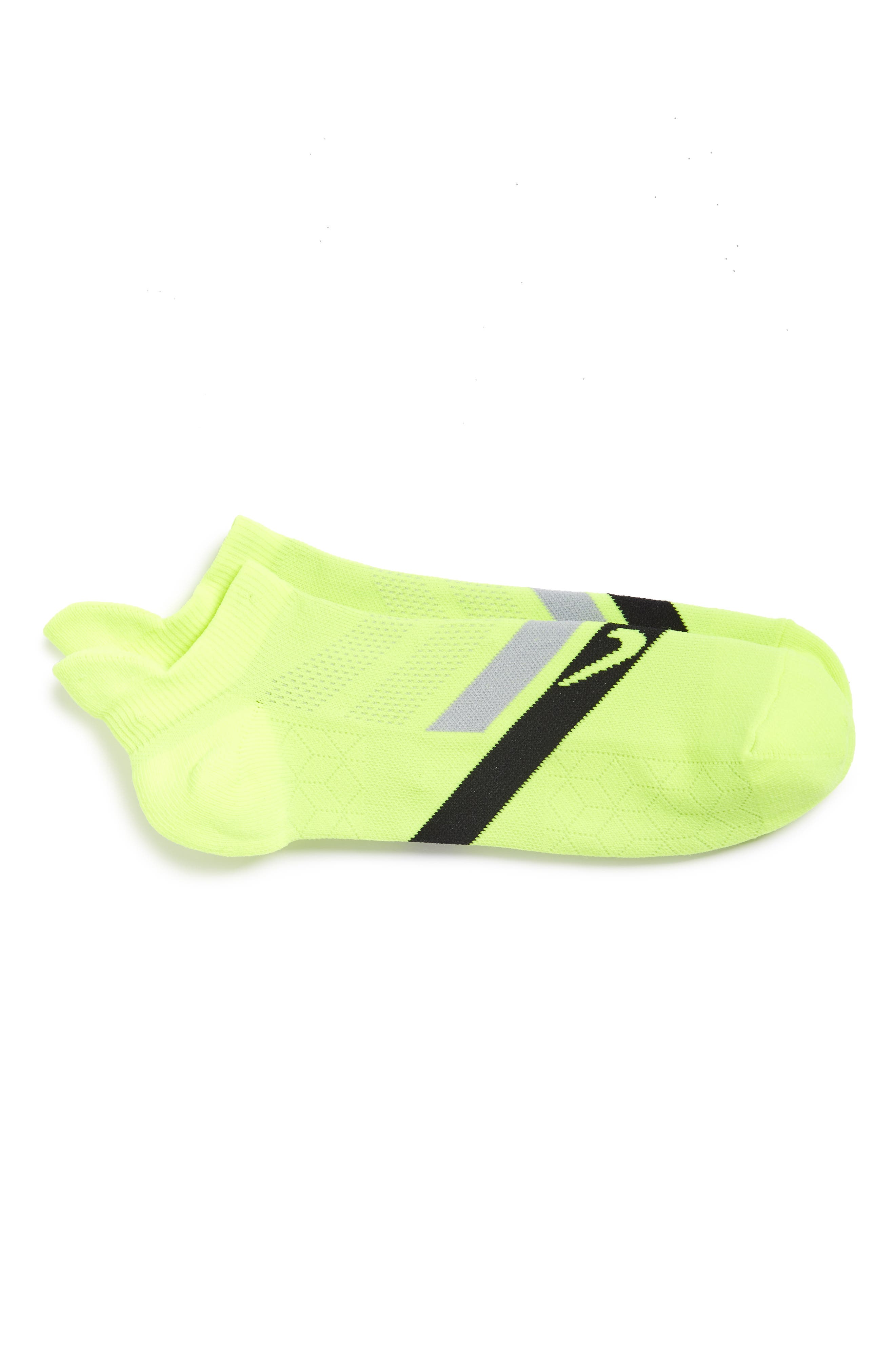 Alternate Image 1 Selected - Nike Performance Cushion No-Show Socks