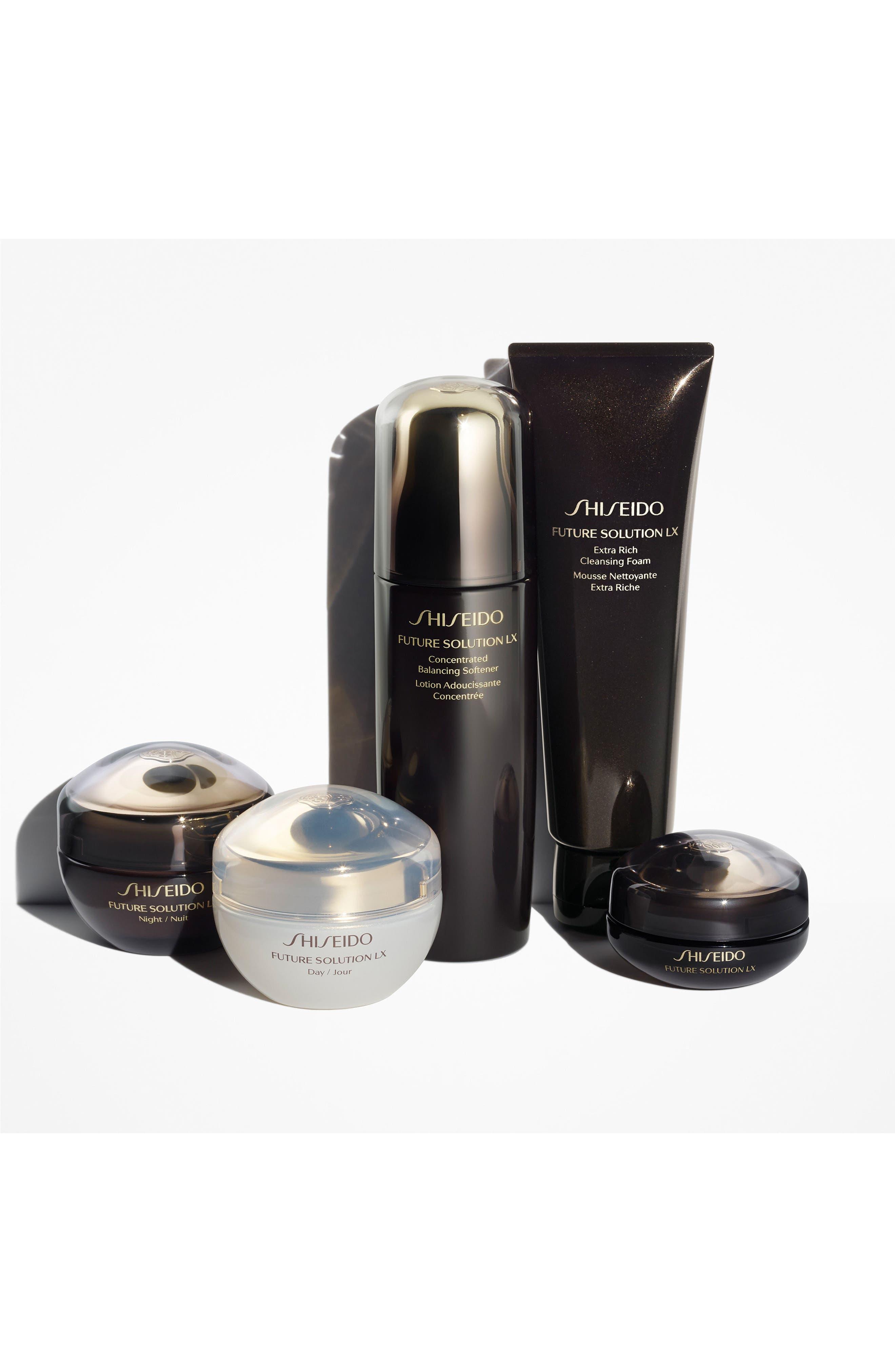 Alternate Image 3  - Shiseido Future Solution LX Eye & Lip Contour Regenerating Cream