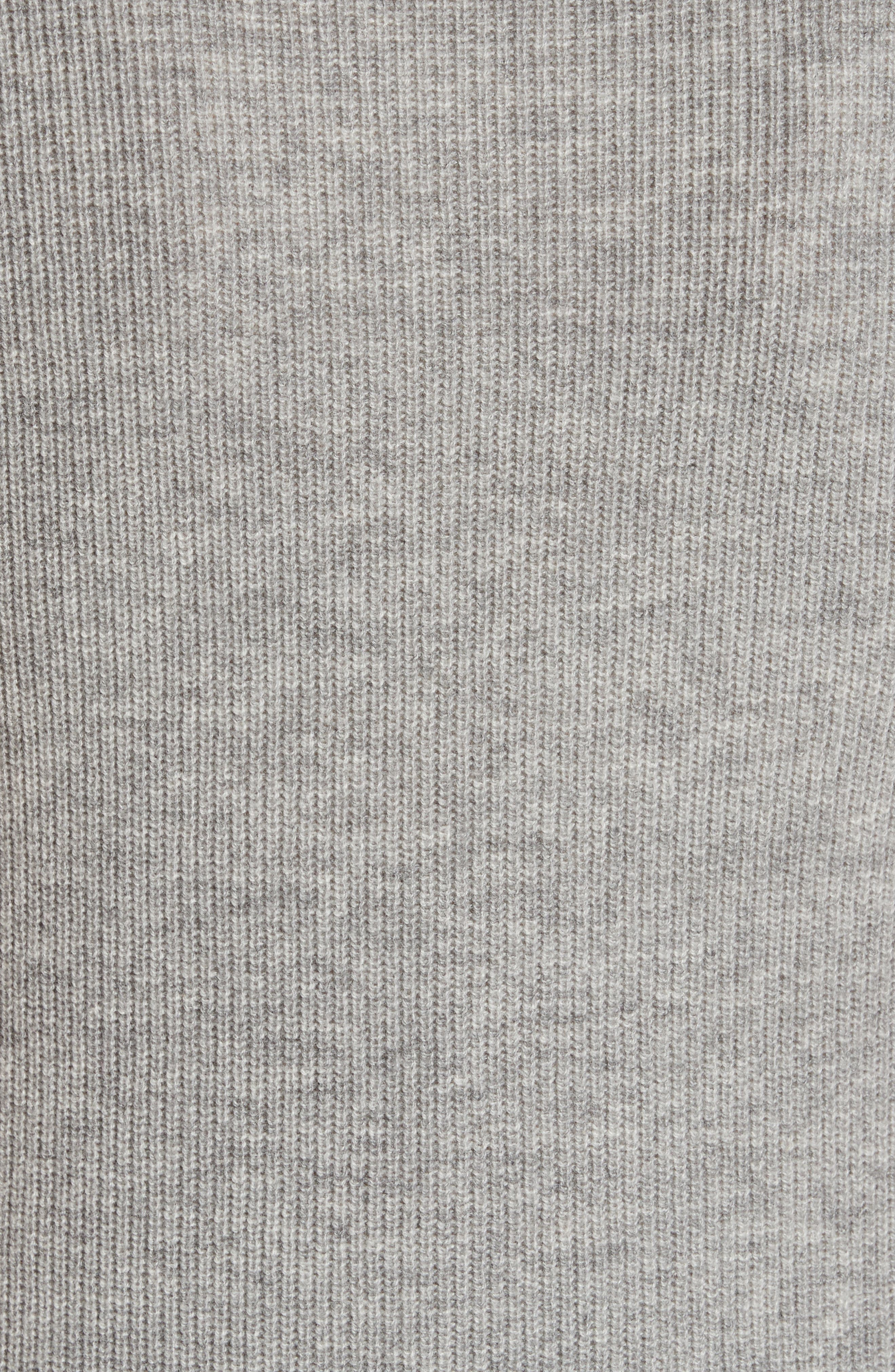 Alternate Image 5  - Alice + Olivia Stori Double Slit Sweater Dress