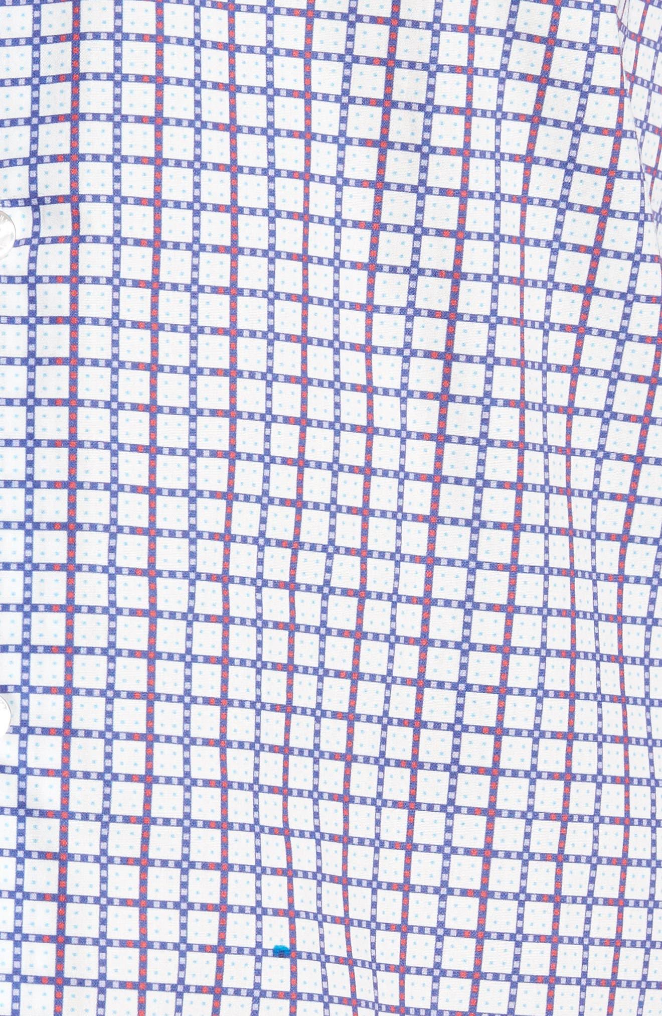 Alternate Image 5  - TailorByrd Magnolia Sport Shirt