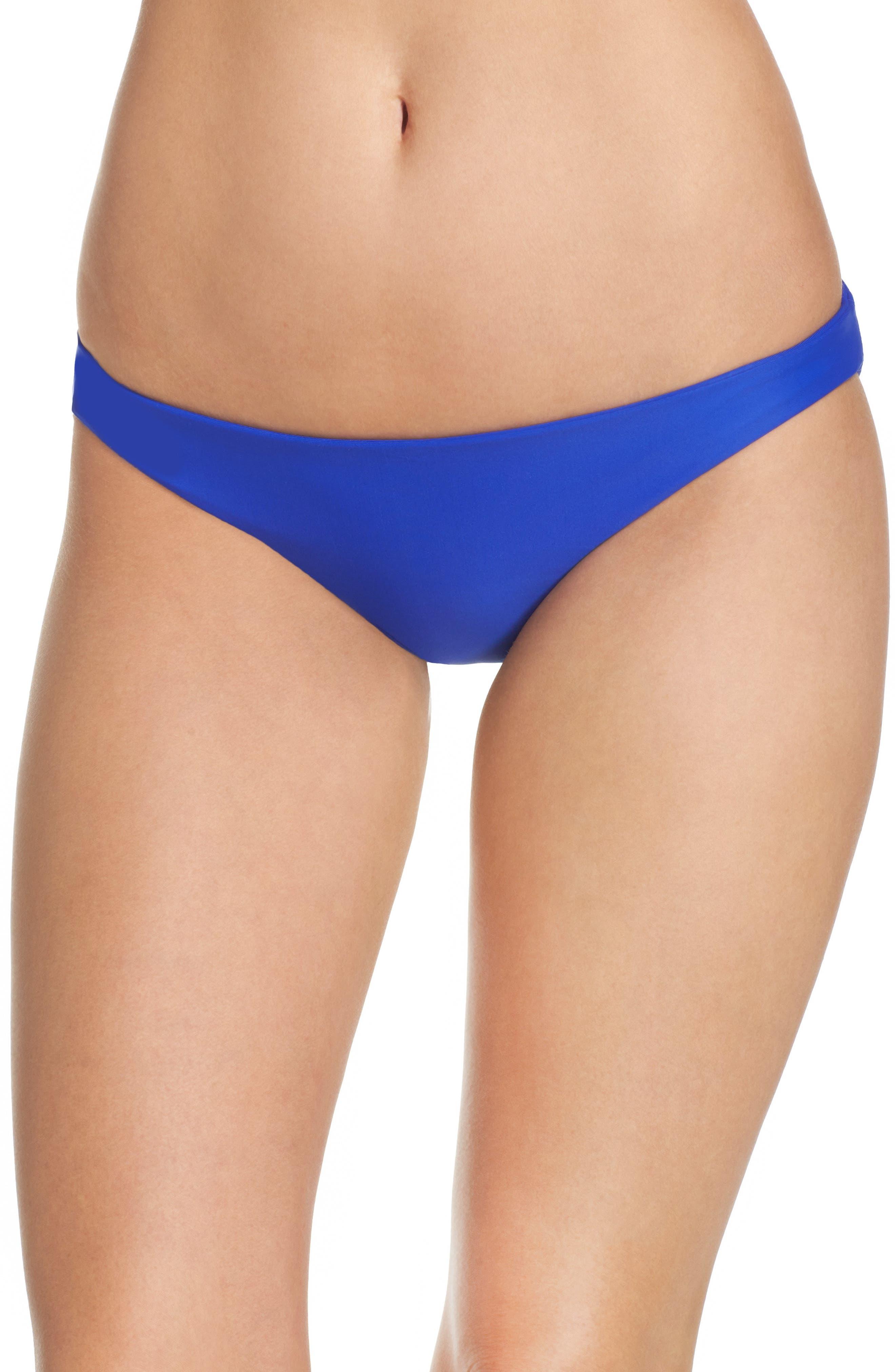 Zuma Bikini Bottoms,                         Main,                         color, Electric Eel