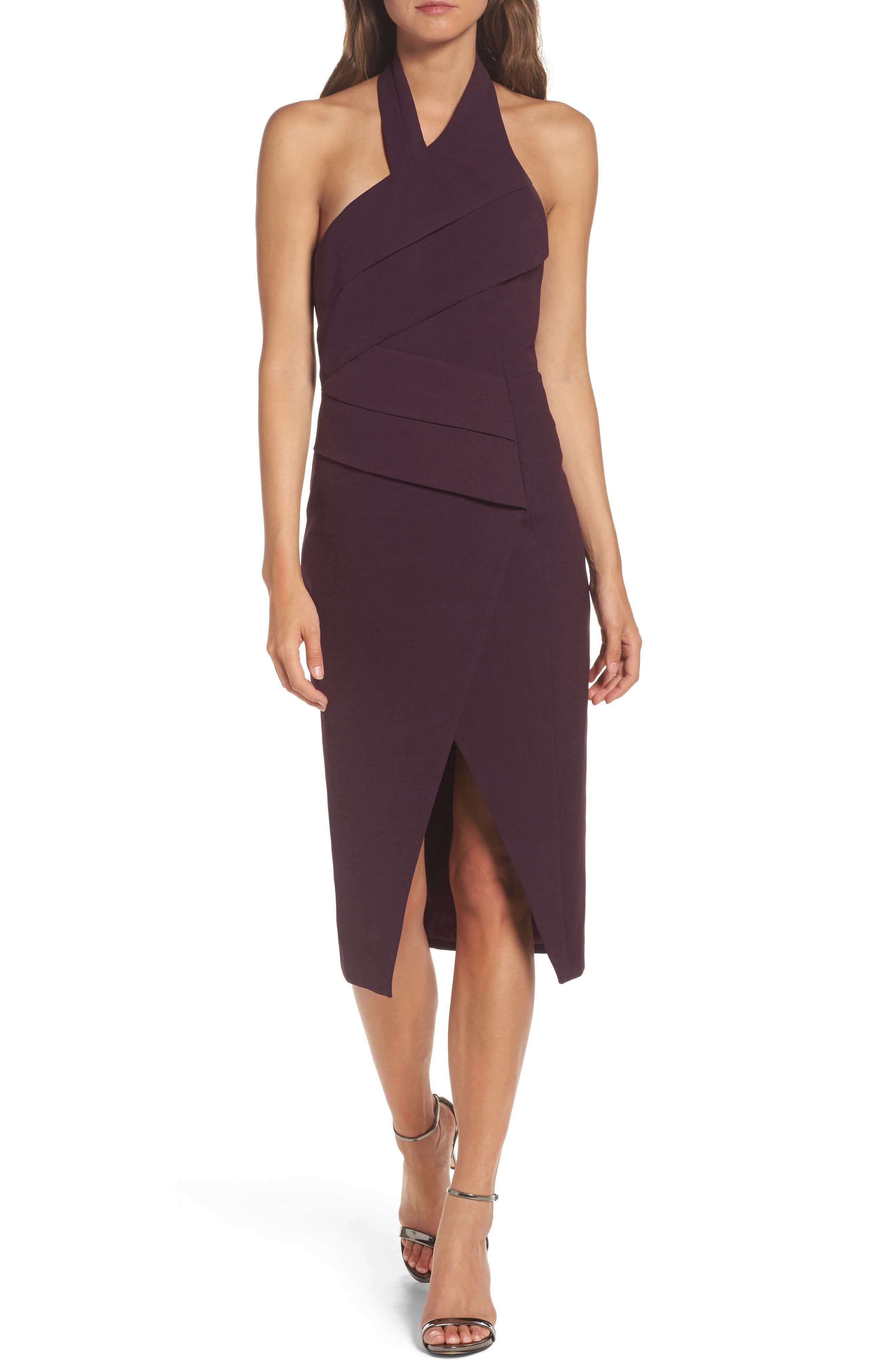 Alternate Image 1 Selected - C/MEO Collective Don't Stop Midi Dress