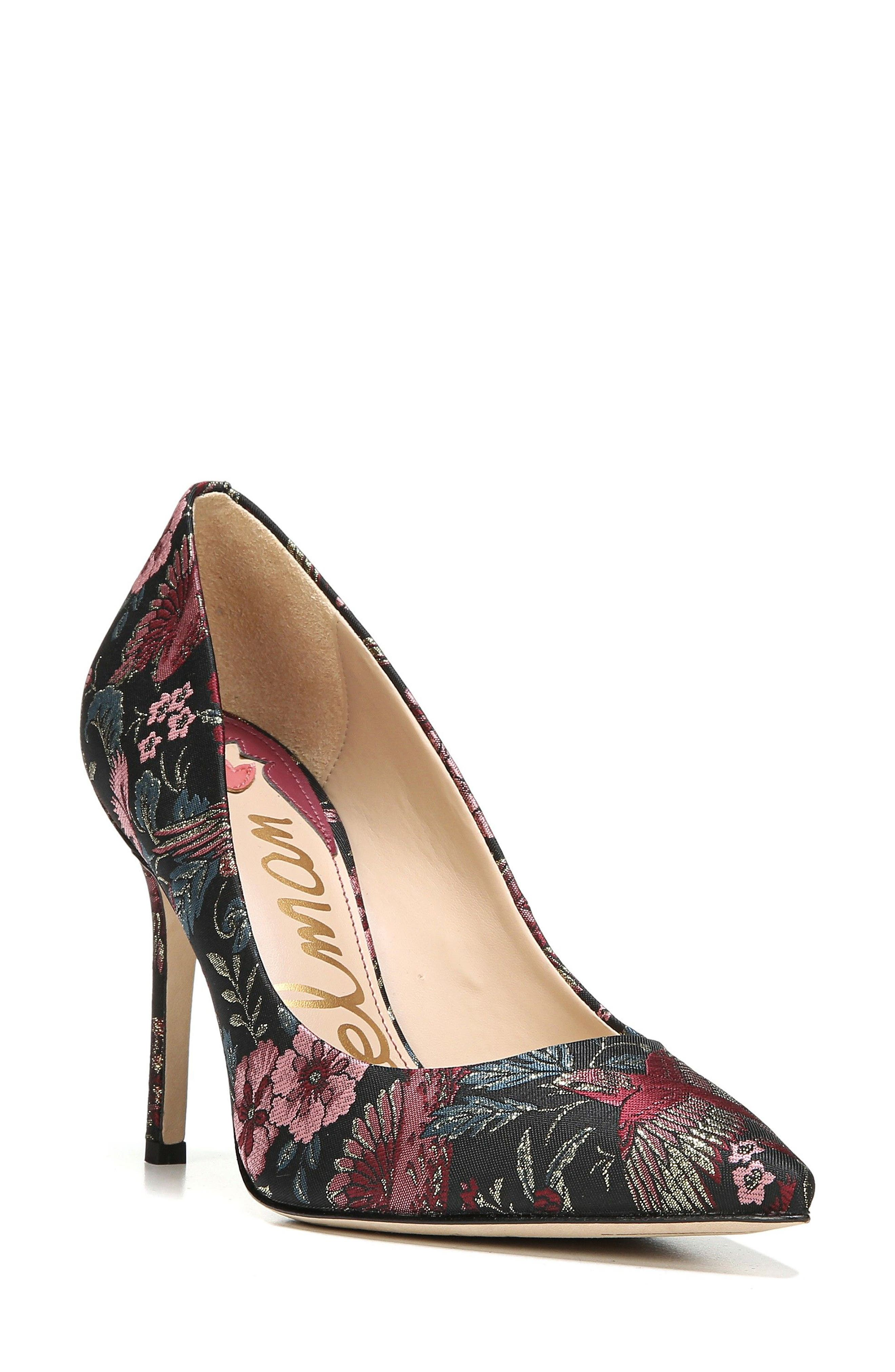 Alternate Image 1 Selected - Sam Edelman Hazel Pump (Women)