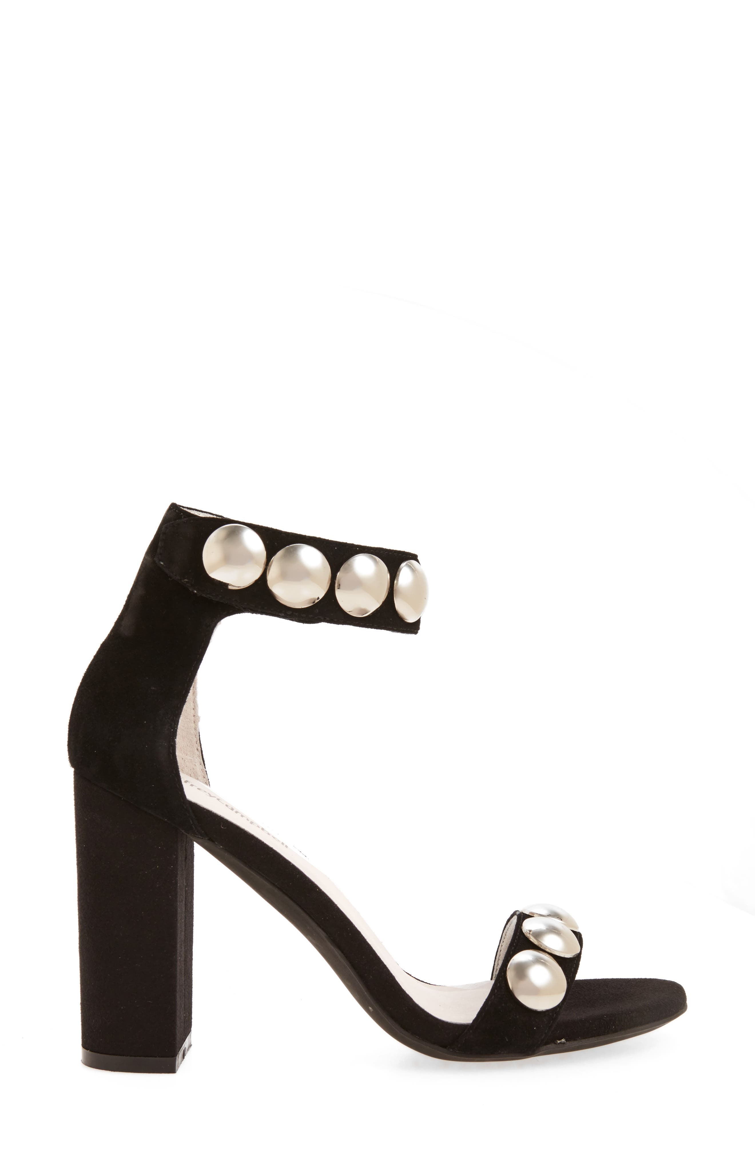 Alternate Image 3  - Jeffrey Campbell Lindsay Dome Studded Sandal (Women)