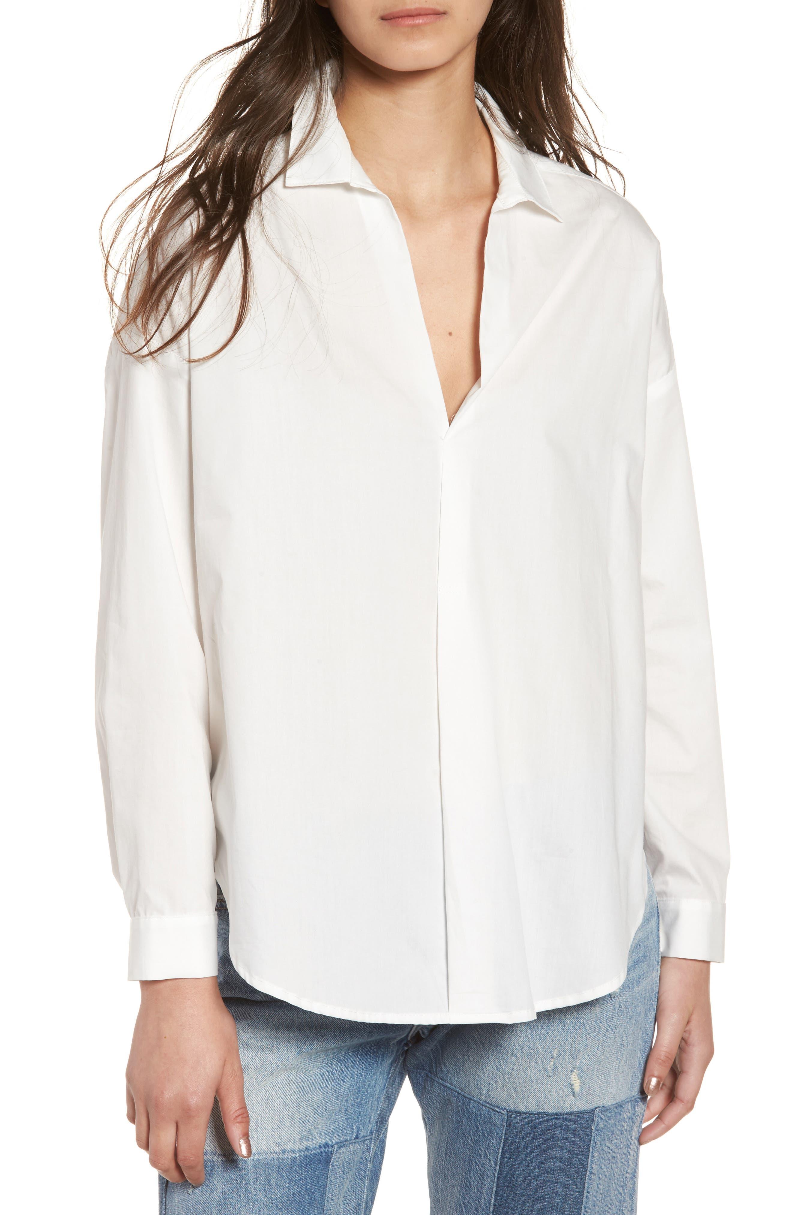 Lush Cotton Menswear Shirt