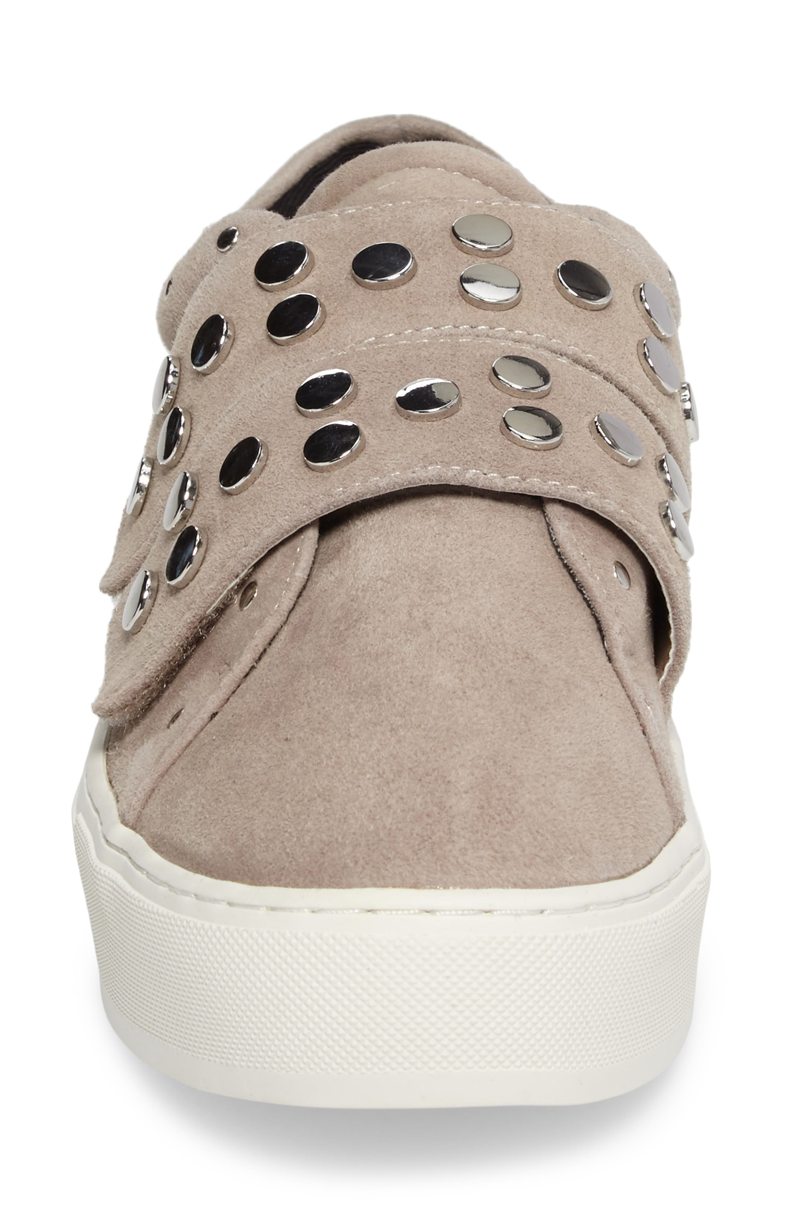 Alternate Image 4  - Rebecca Minkoff Natasha Studded Platform Sneaker (Women)
