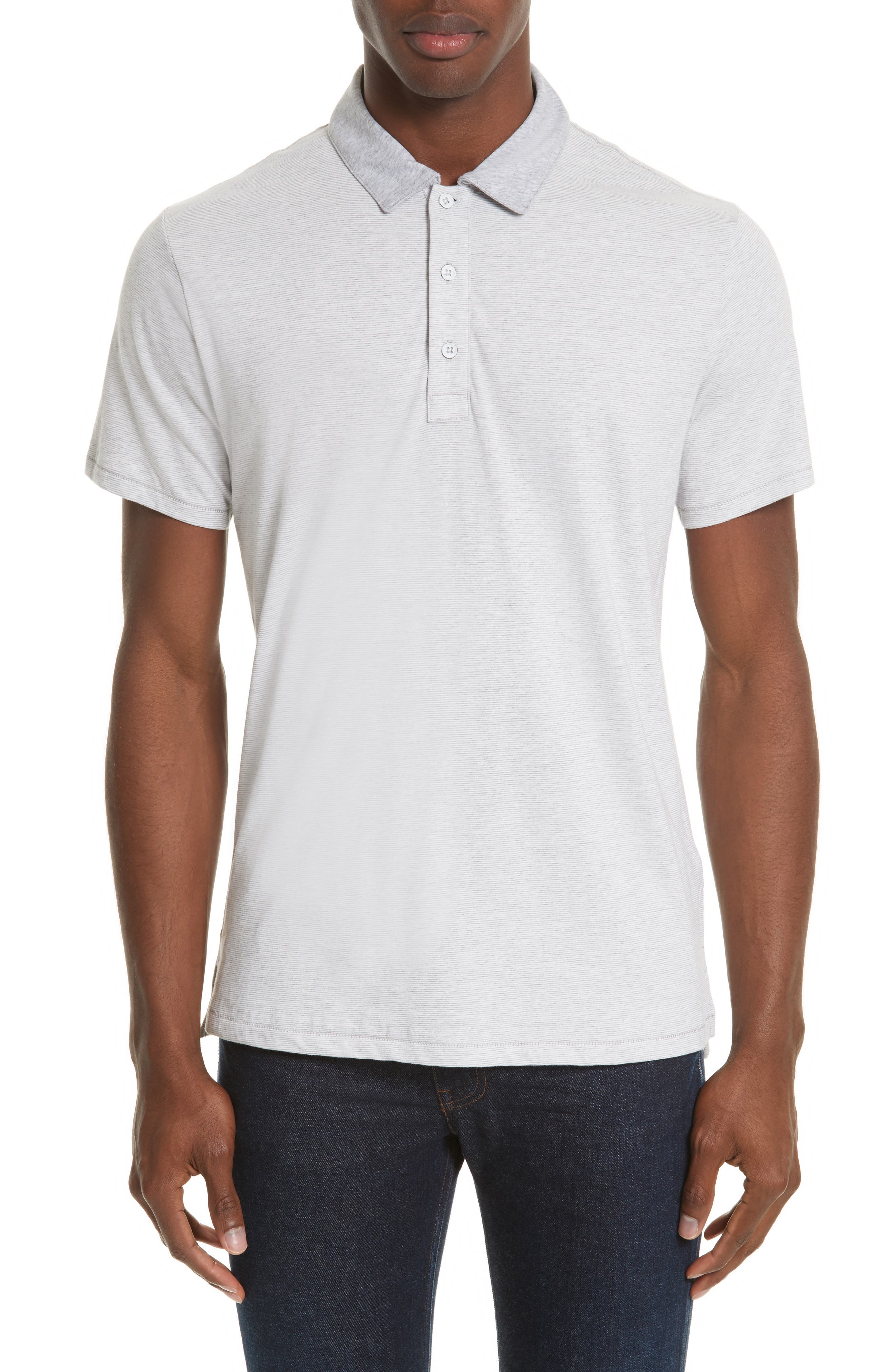 rag & bone Stripe Polo