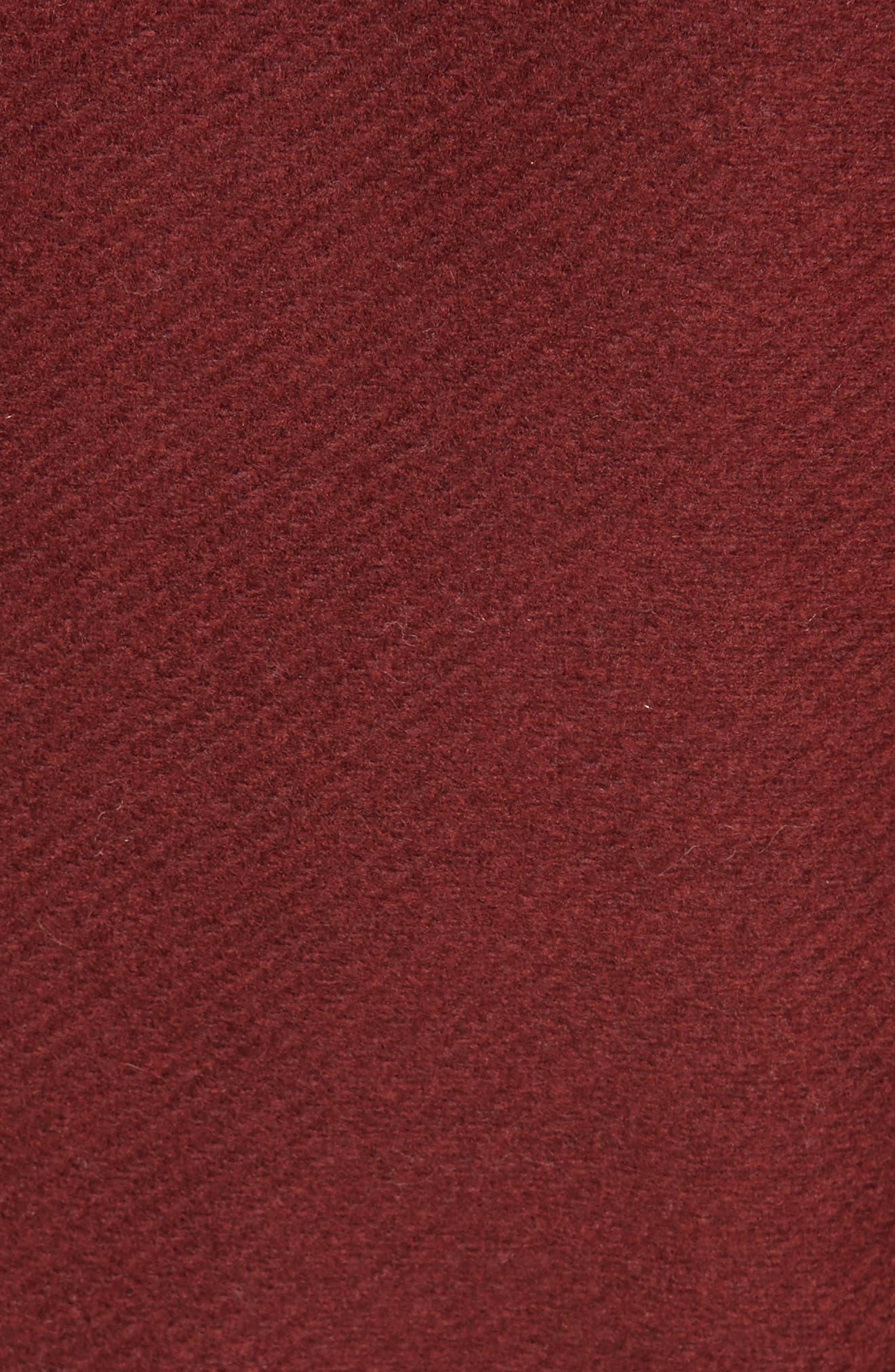 Alternate Image 3  - Burberry Gibbsmoore Funnel Collar Trench Coat (Nordstrom Exclusive)