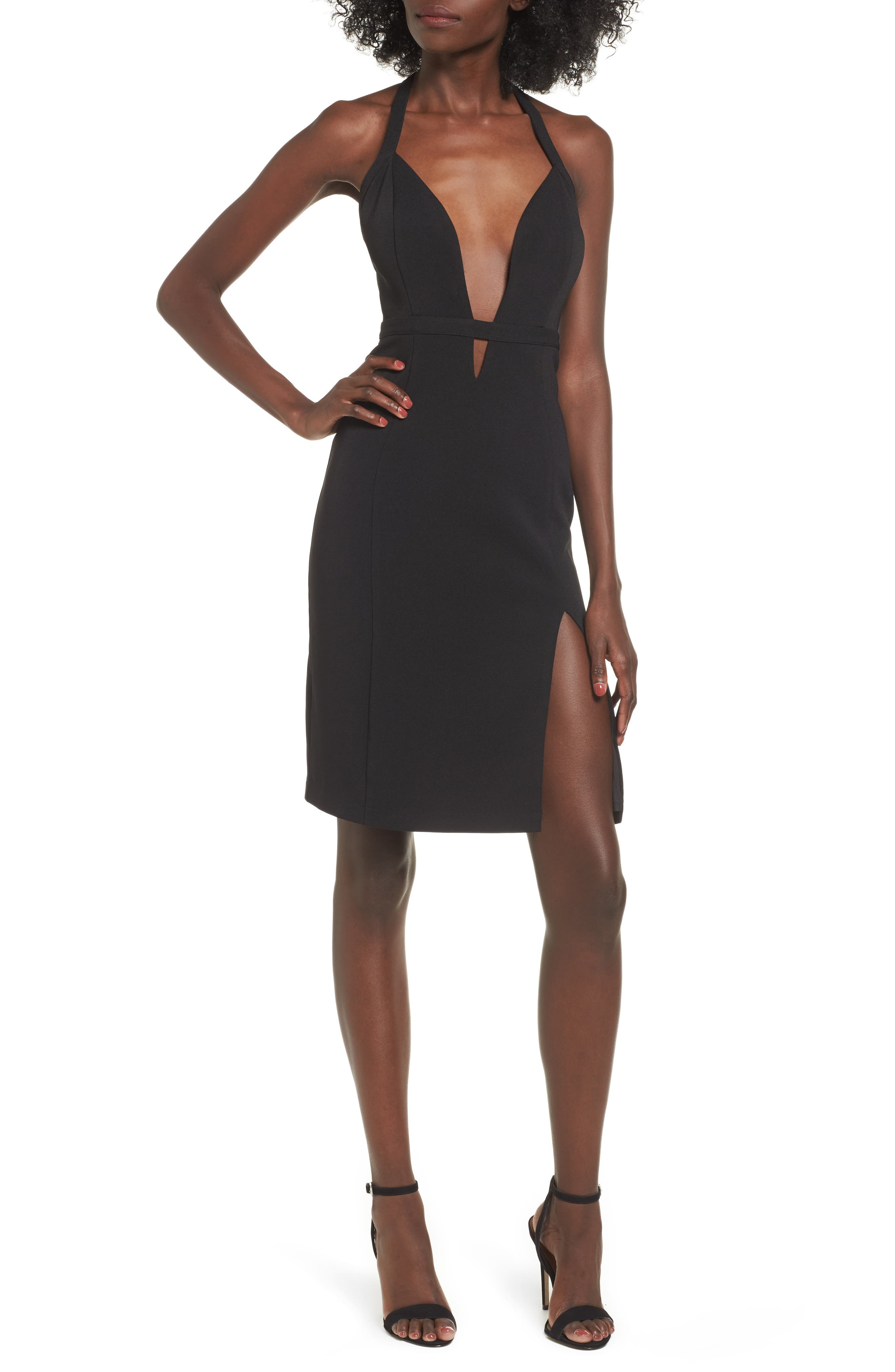 NBD Offense Sheath Dress