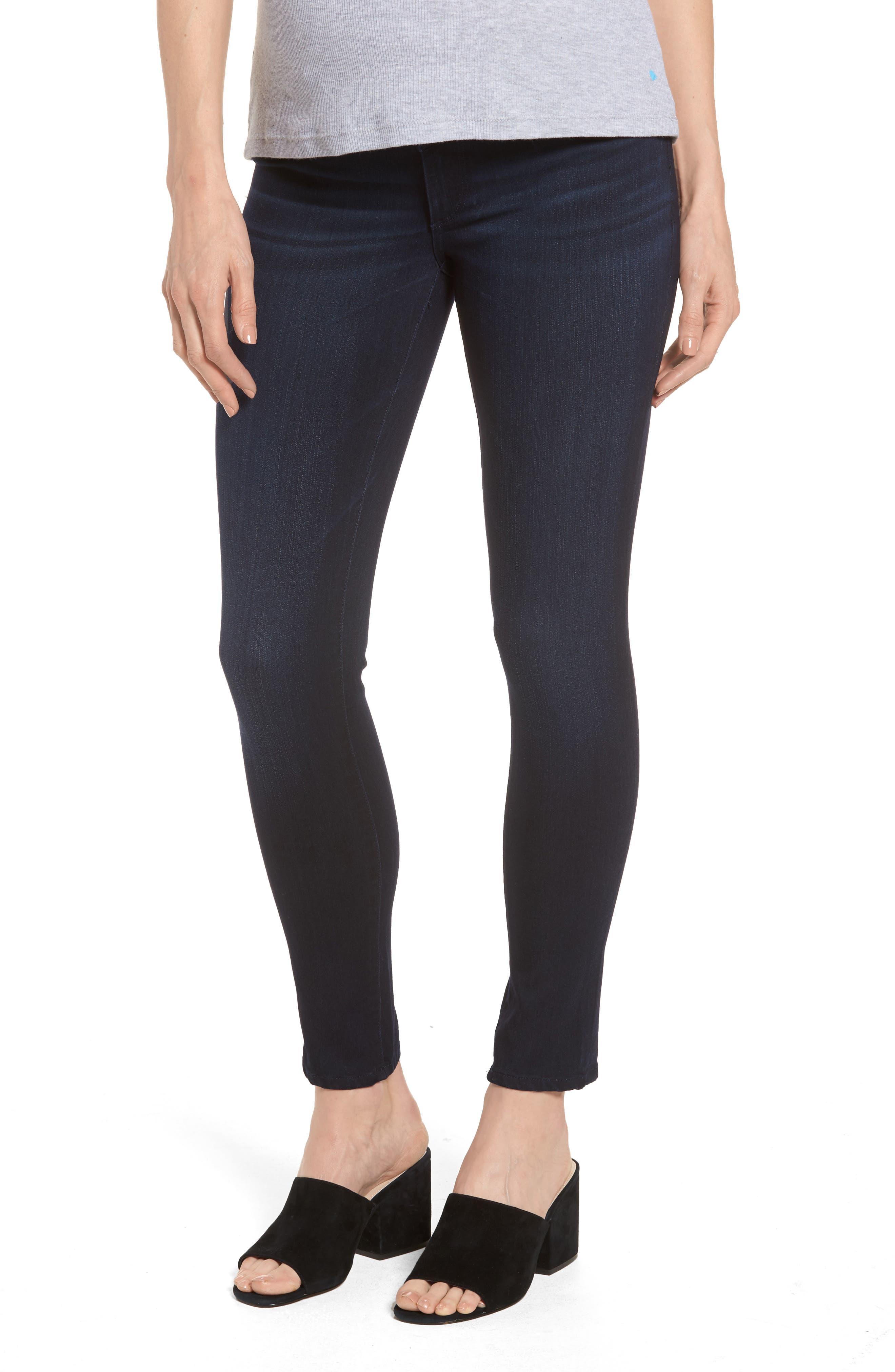 Emma Power Legging Maternity Jeans,                             Main thumbnail 1, color,                             Token