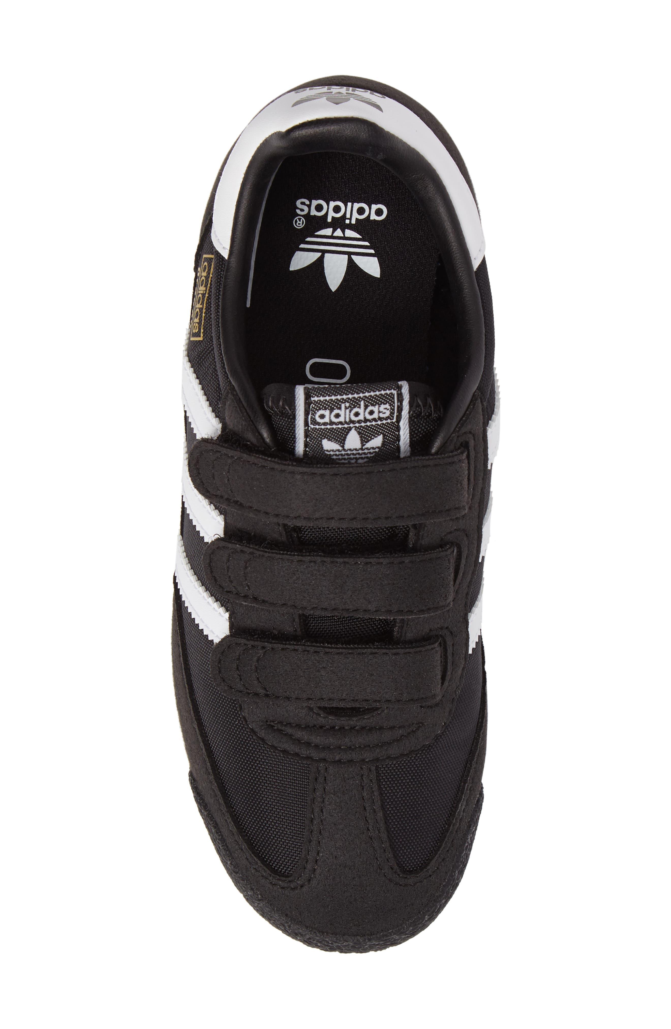 Dragon OG CF Athletic Shoe,                             Alternate thumbnail 5, color,                             Black/ White