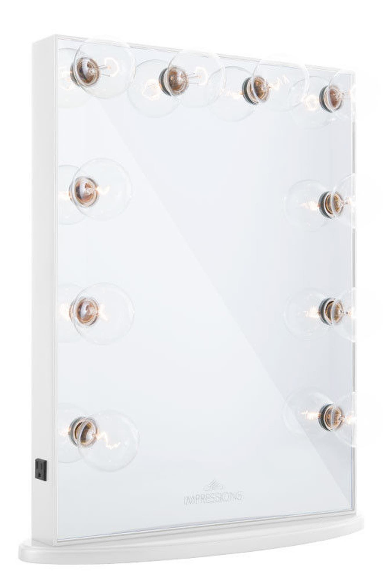 Main Image - Impressions Vanity Co. Hollywood Glow™ Vanity Mirror