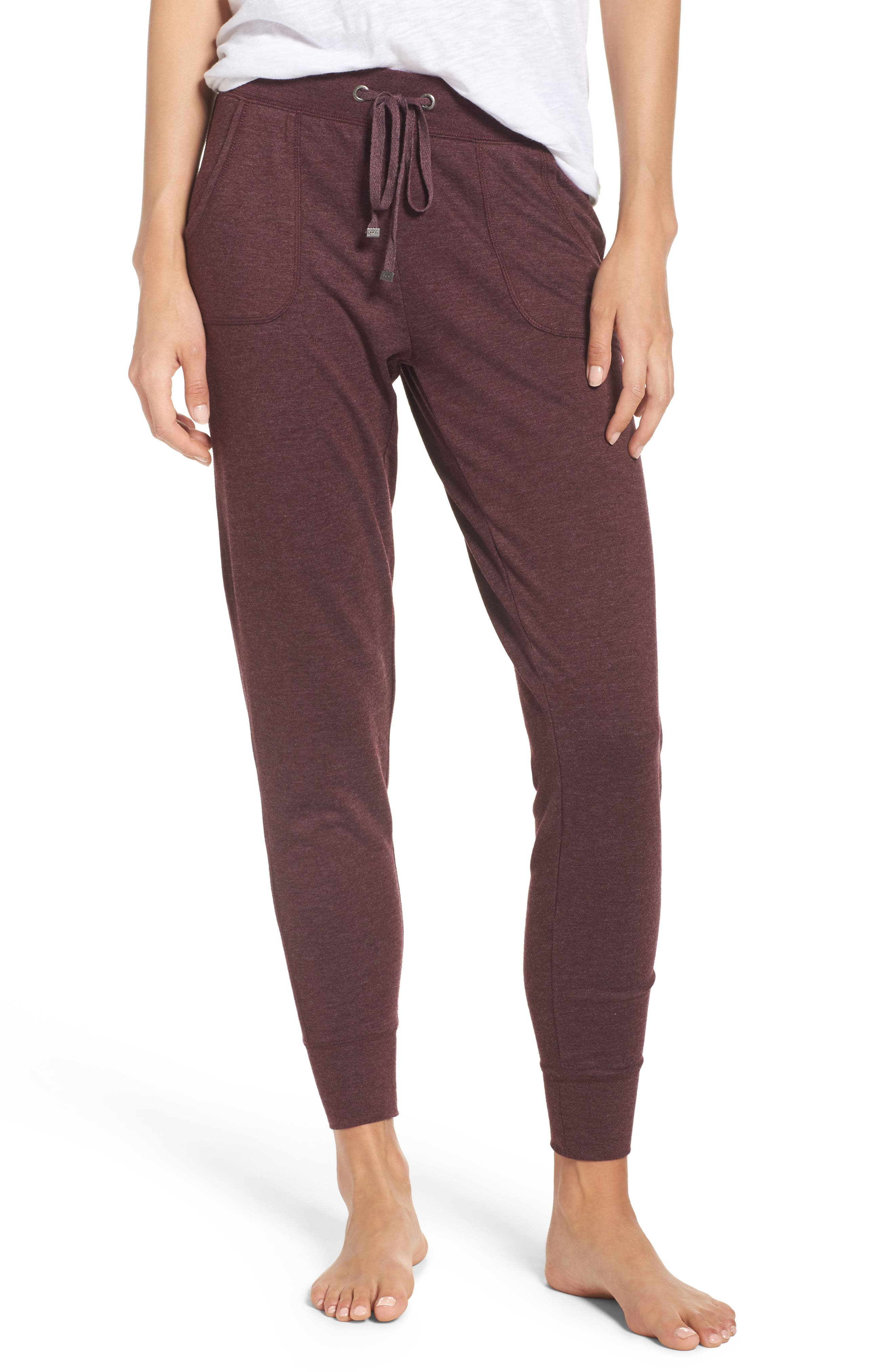 Alternate Image 1 Selected - Make + Model All About It Lounge Pants