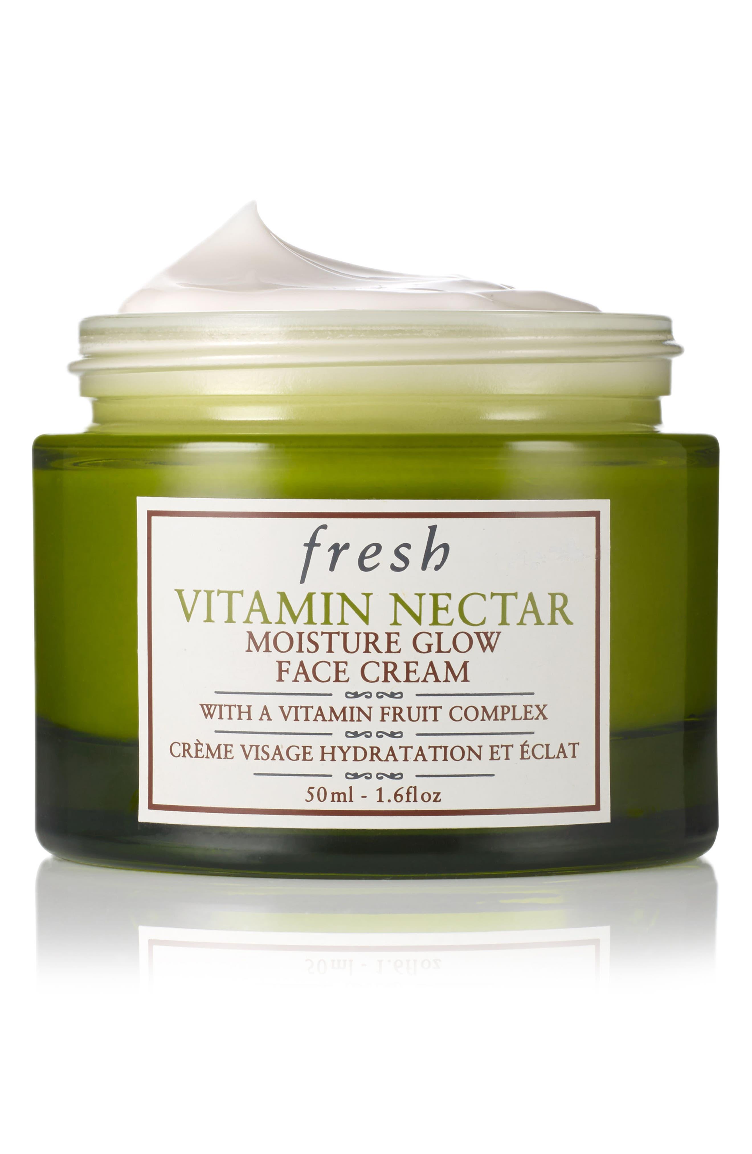 Vitamin Nectar Moisture Glow Face Cream,                         Main,                         color, No Color