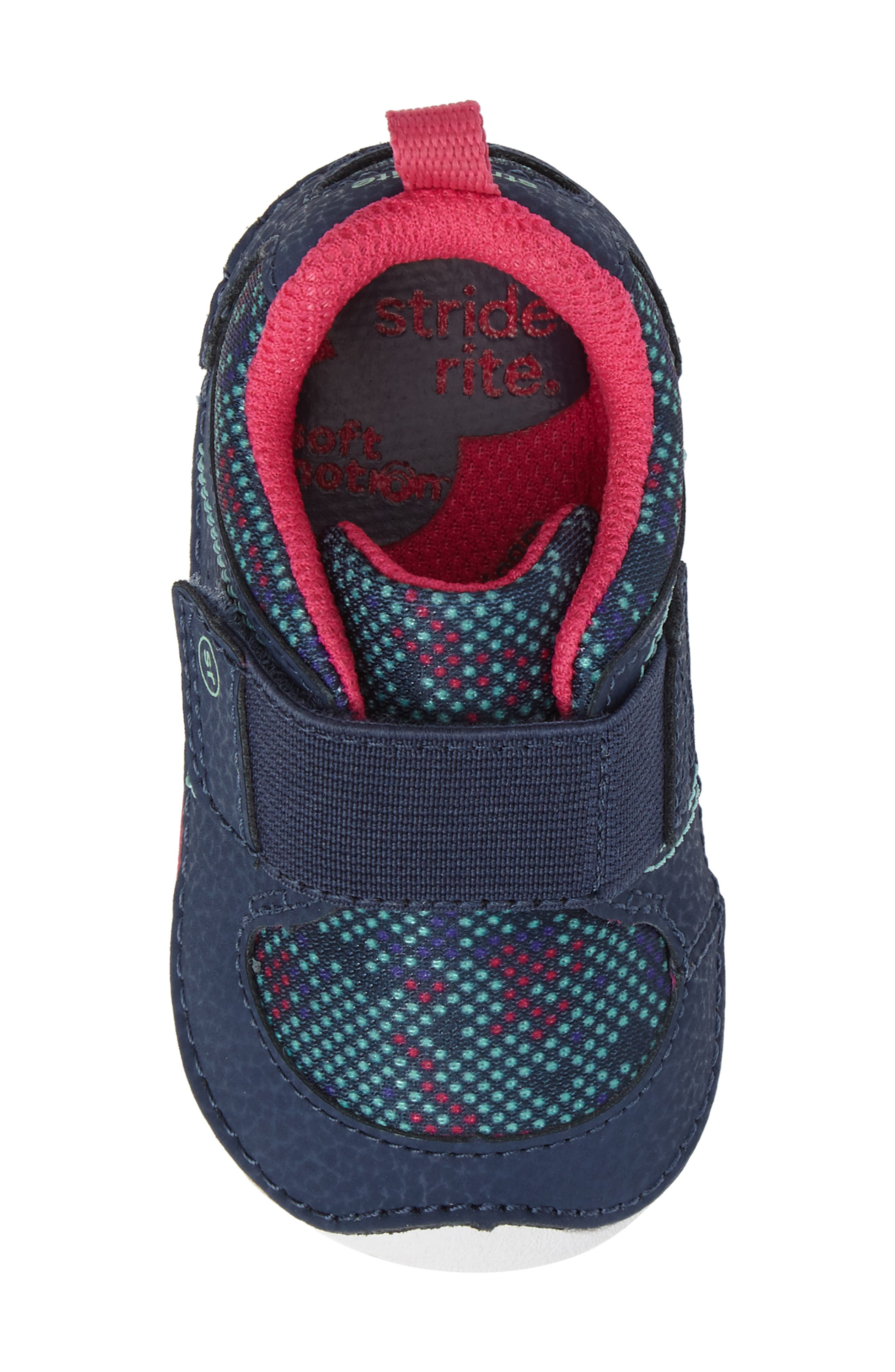 Soft Motion<sup>™</sup> Ripley Sneaker,                             Alternate thumbnail 5, color,                             Navy