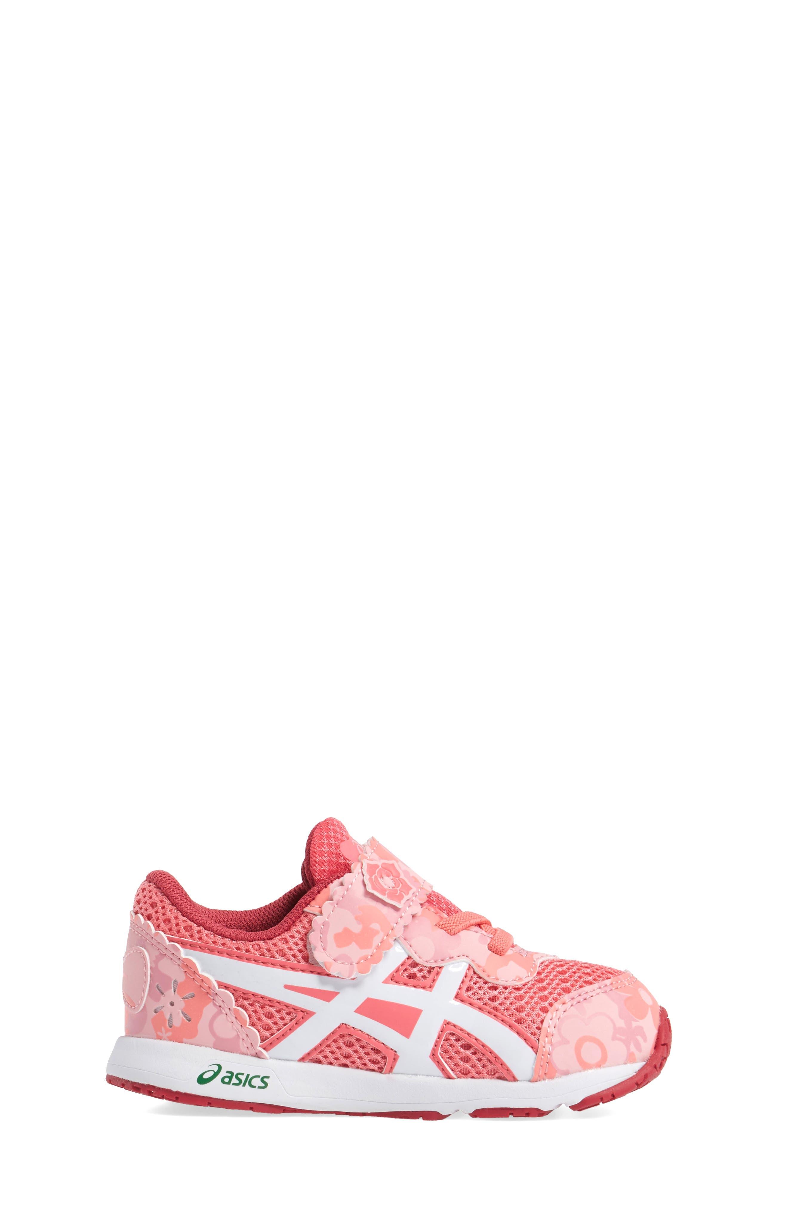 Alternate Image 3  - ASICS® School Yard TS Sneaker (Baby, Walker & Toddler)