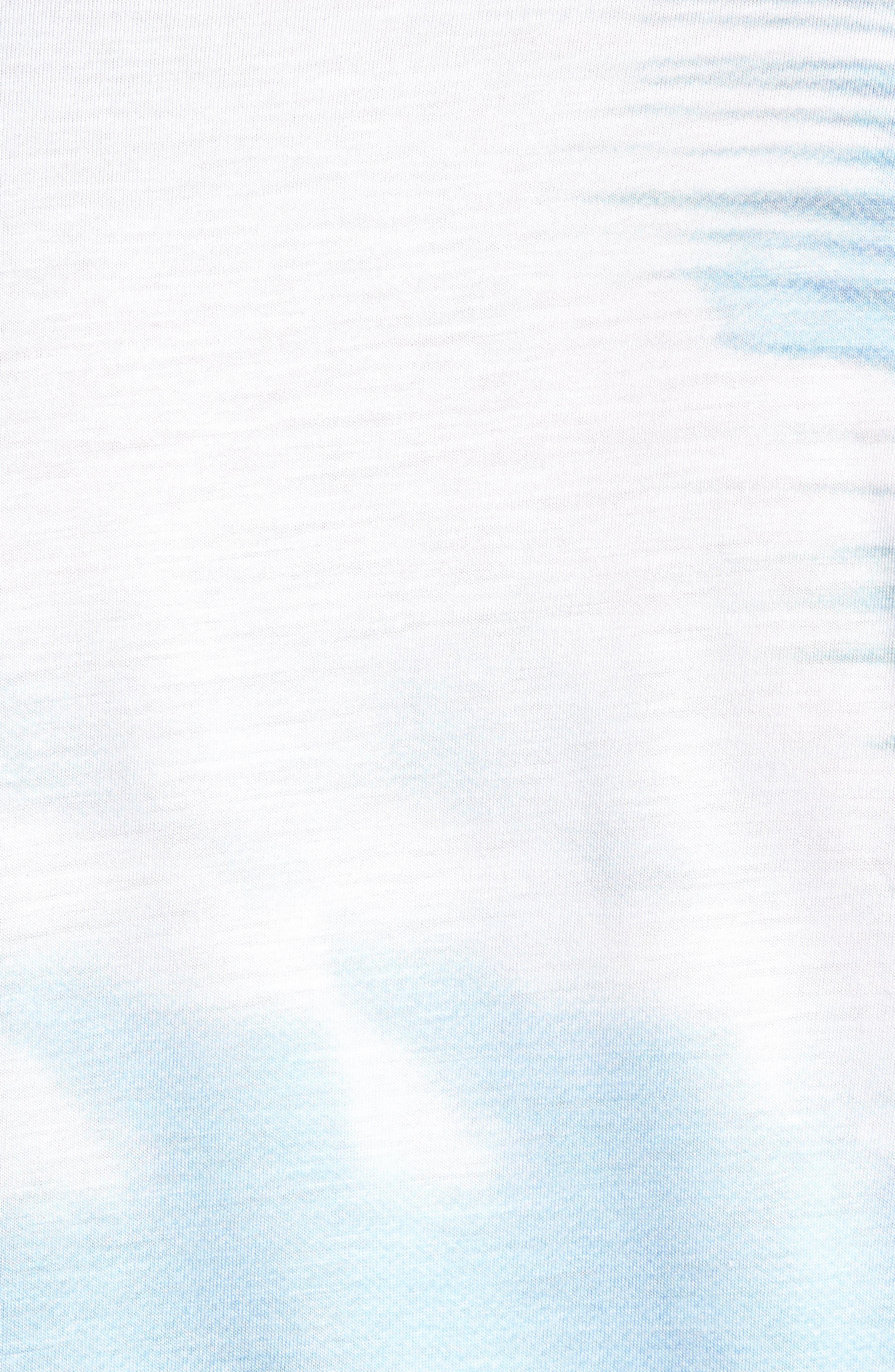 Quintana Henley T-Shirt,                             Alternate thumbnail 5, color,                             Quintanna
