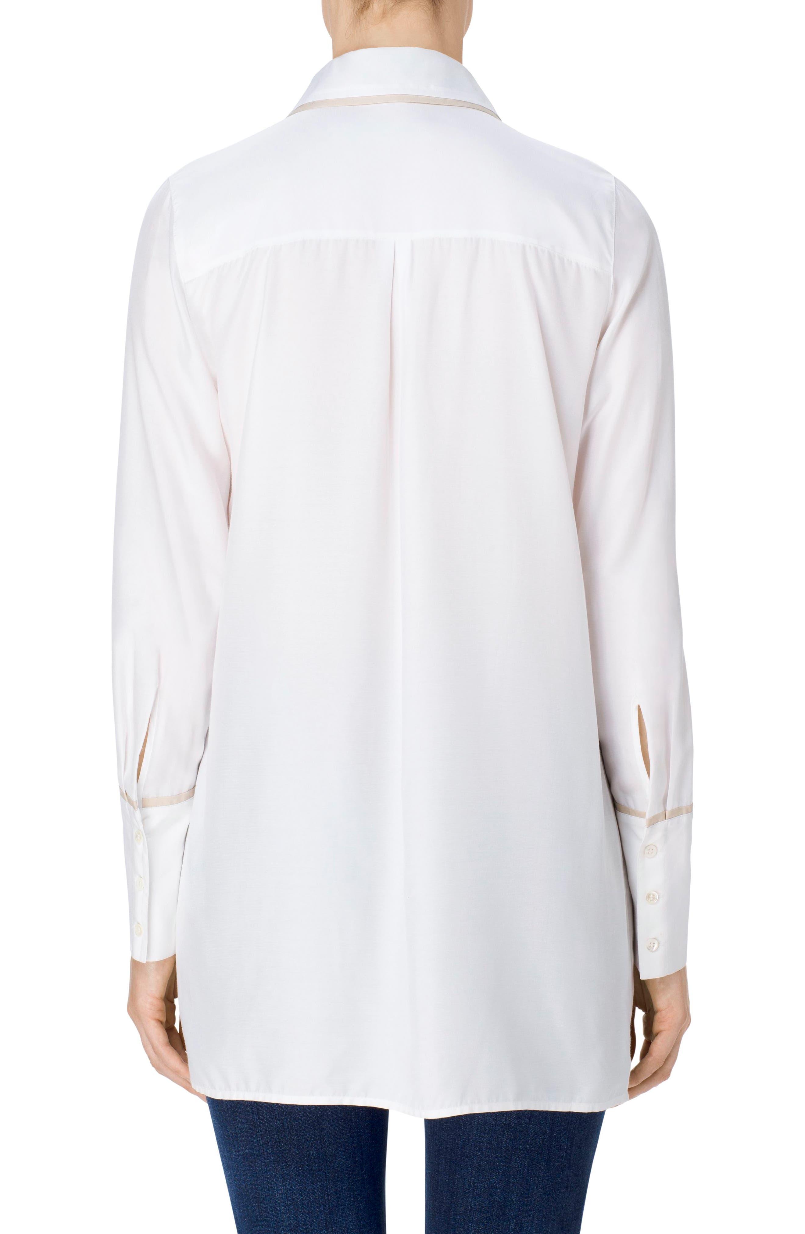 Alternate Image 2  - J Brand Blake Oversize Shirt