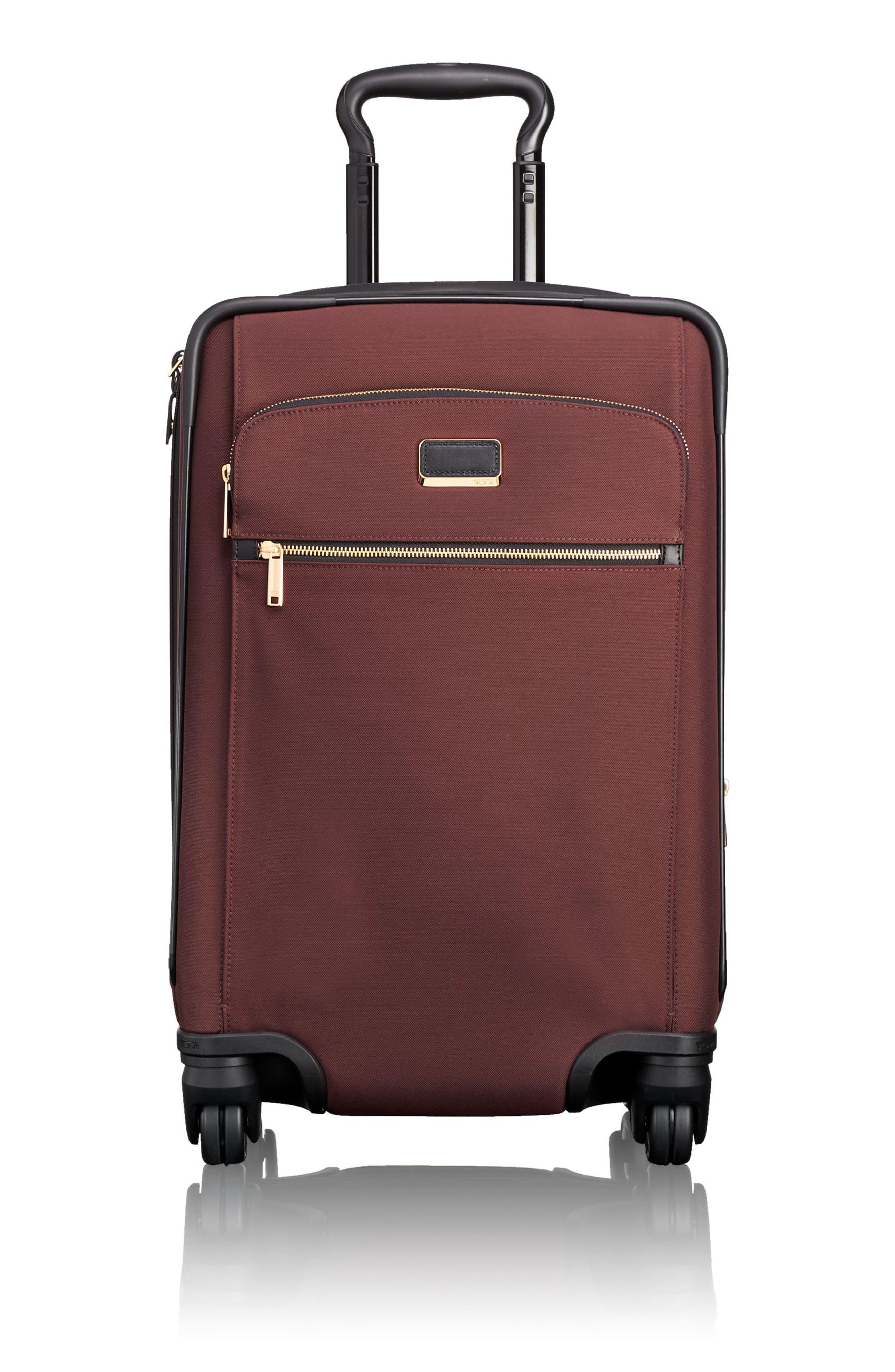 TUMI Sam International Expandable 22-Inch 4-Wheel Carry-On