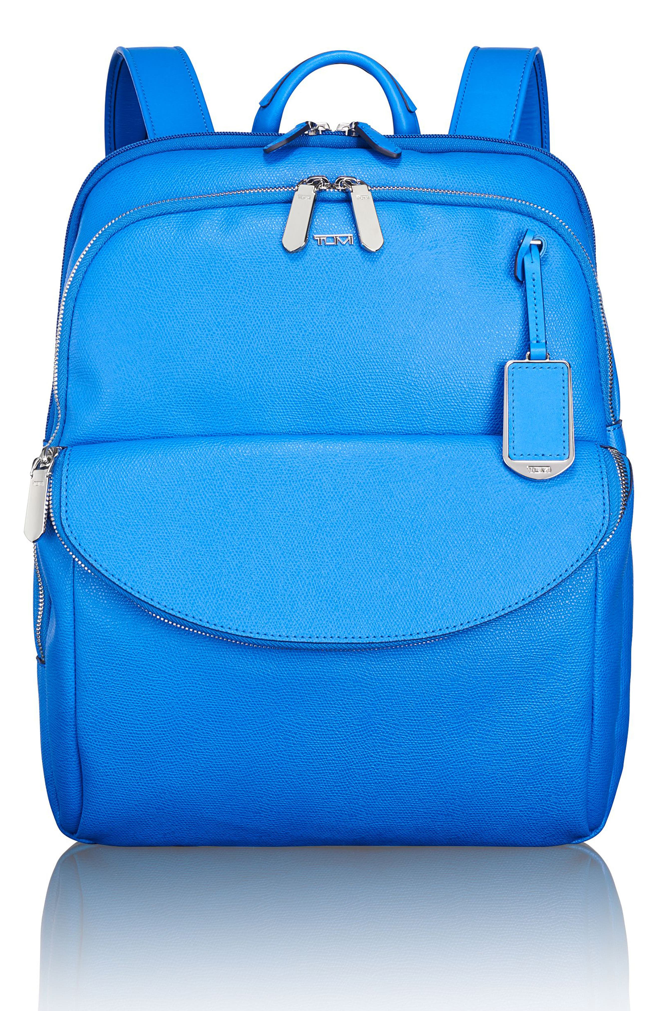 Main Image - Tumi Sinclair - Hanne Coated Canvas Laptop Backpack