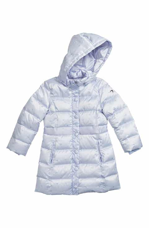 Girls' Armani Junior Coats, Jackets & Outerwear: Rain, Fleece ...