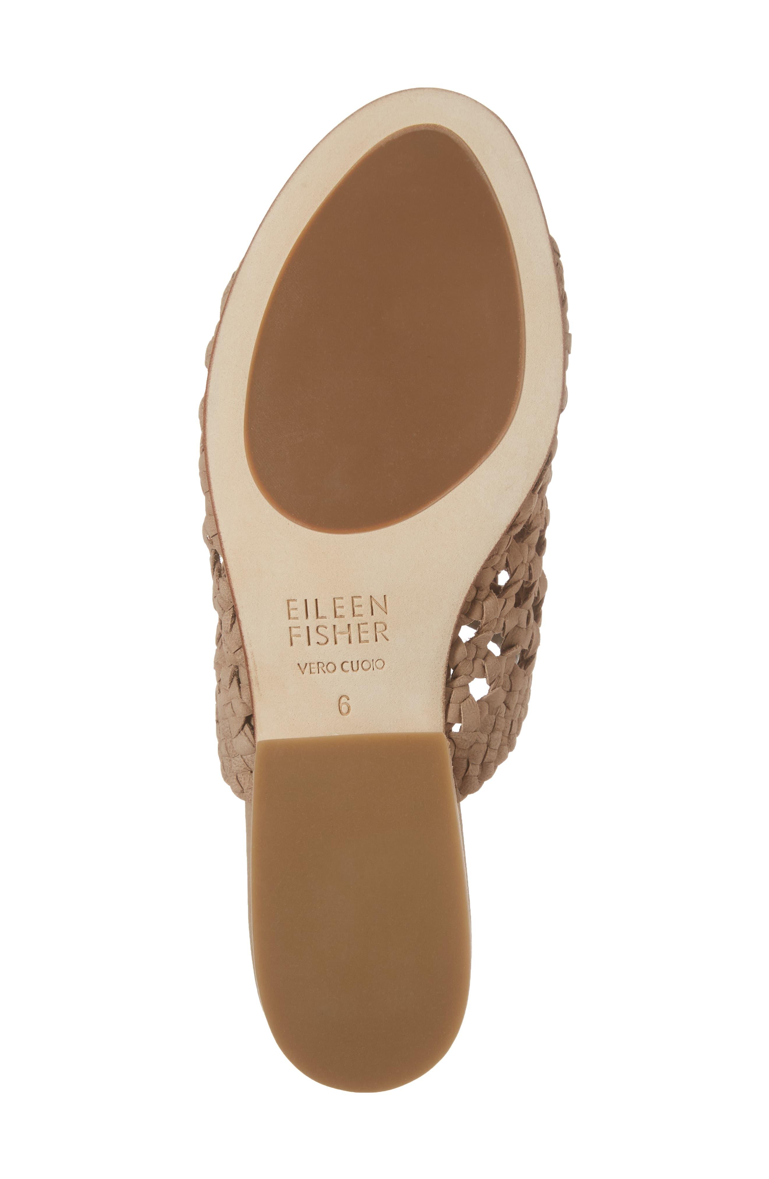 Alternate Image 6  - Eileen Fisher Aloe Slide Sandal (Women)