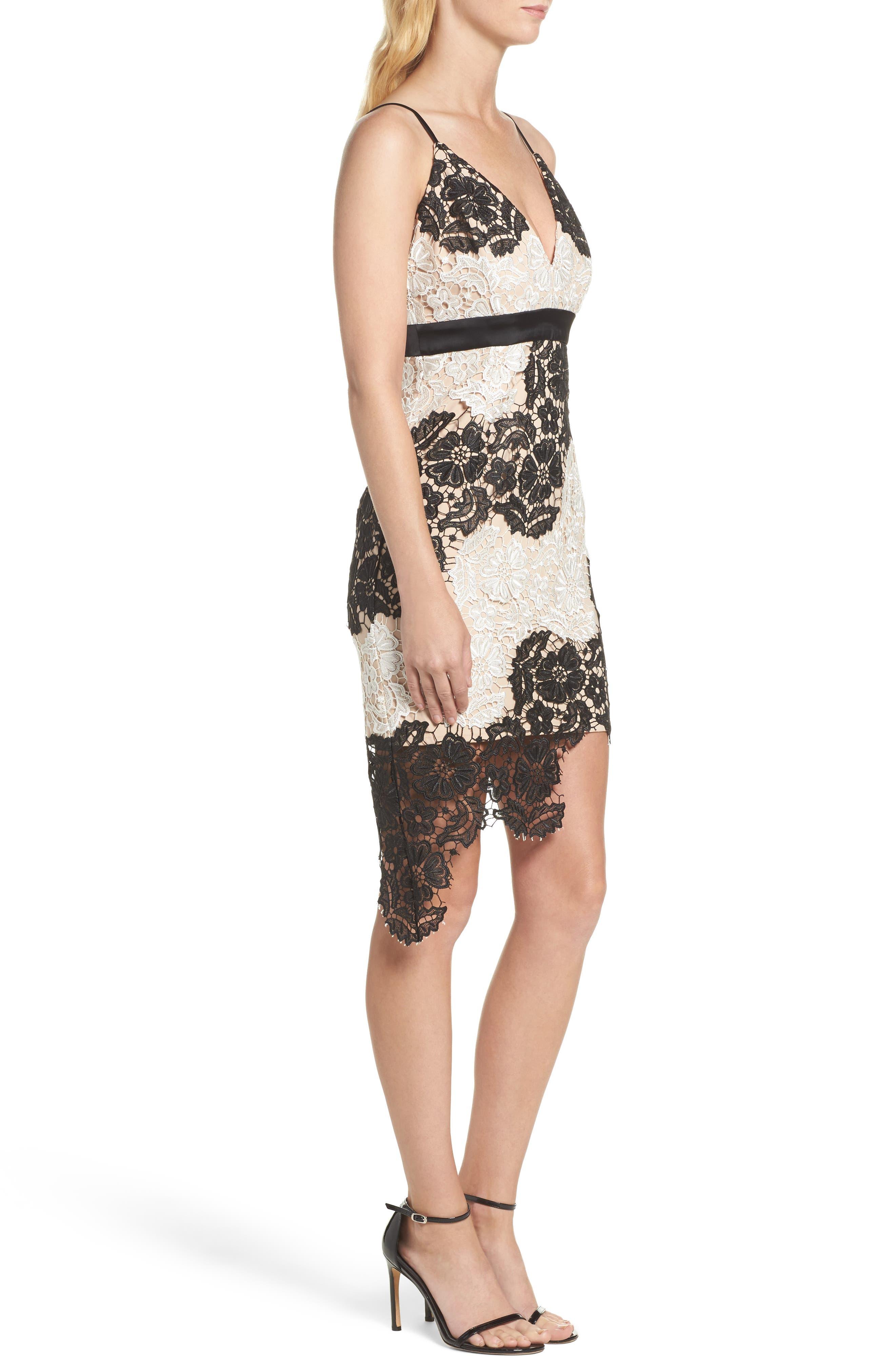 Alternate Image 3  - Bardot Eve Lace Sheath Dress