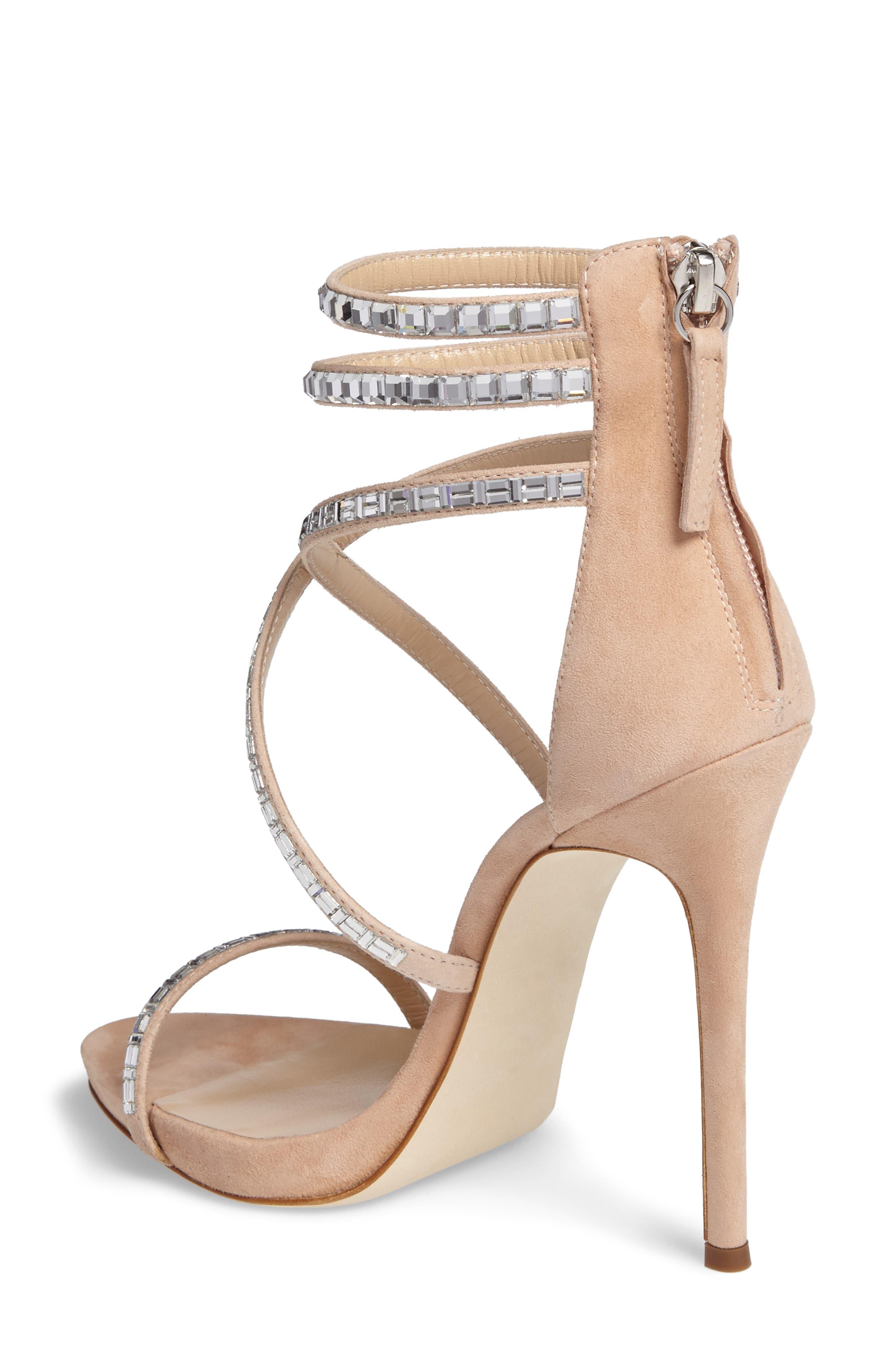 Alternate Image 2  - Giuseppe for Jennifer Lopez Strappy Sandal (Women)