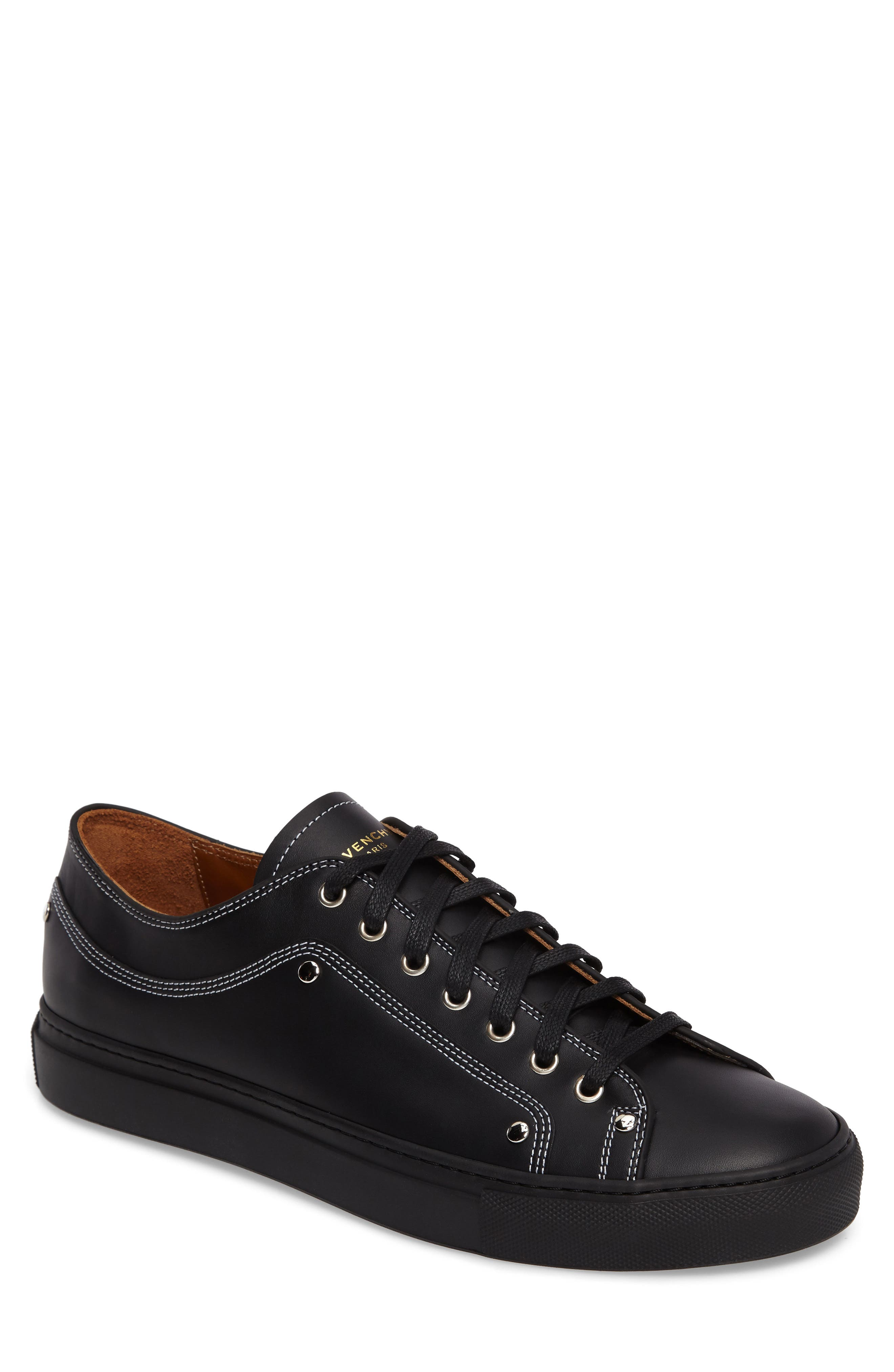 Givenchy Studded Low Top Sneaker (Men)