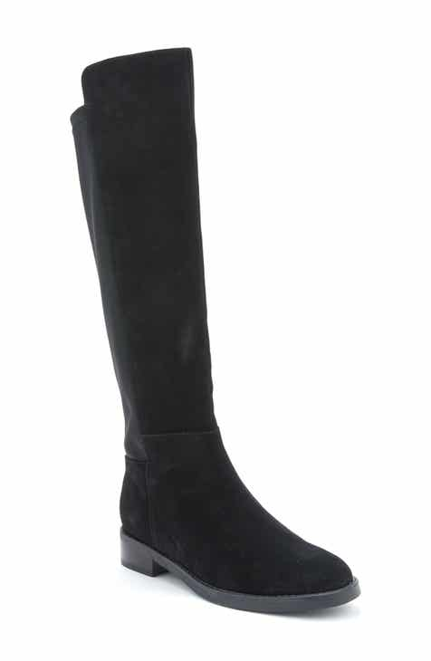Blondo Ellie Waterproof Knee High Riding Boot (Women) a03f5c7532