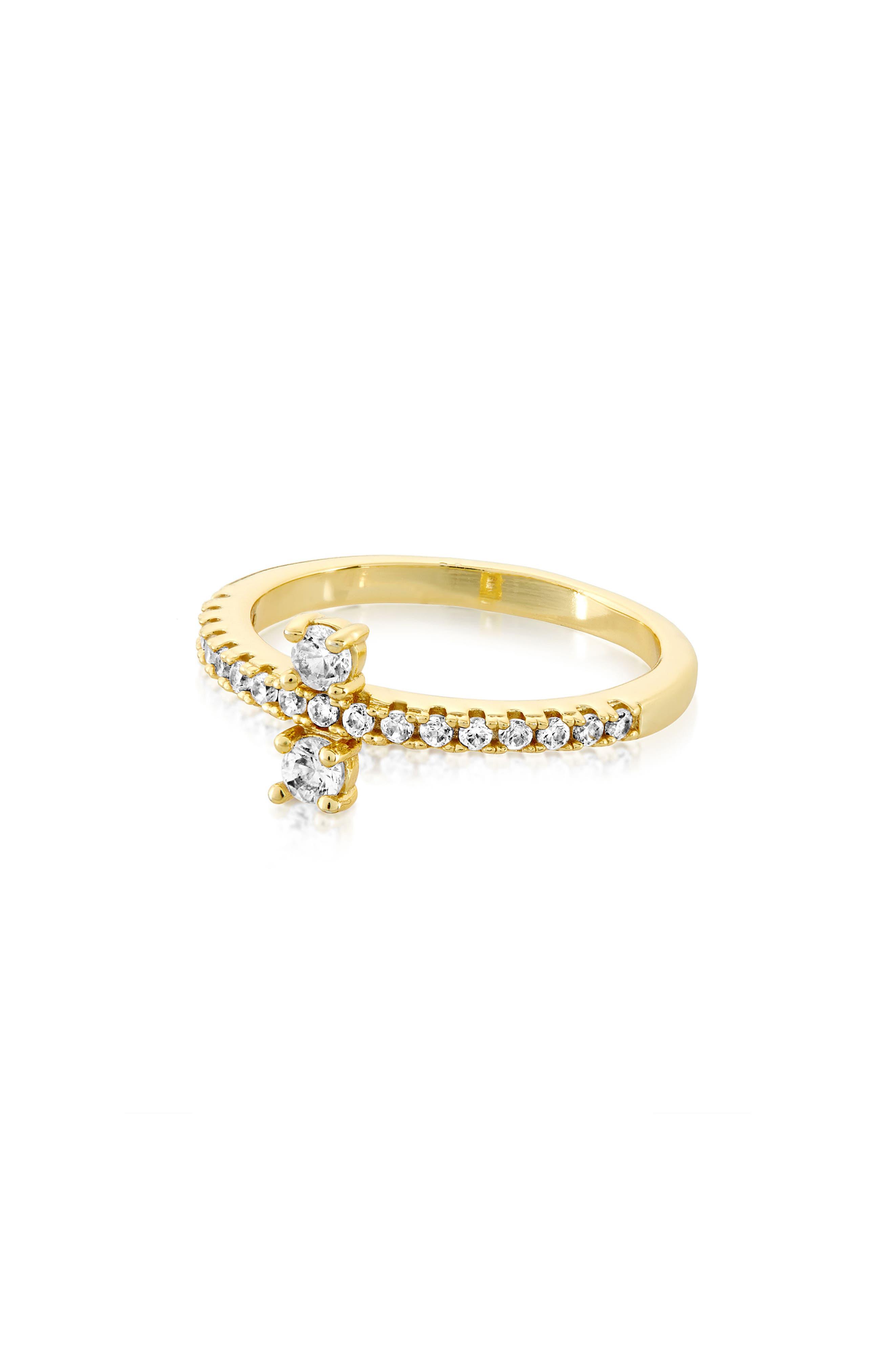 Alternate Image 3  - Melinda Maria Margaret Cluster Ring